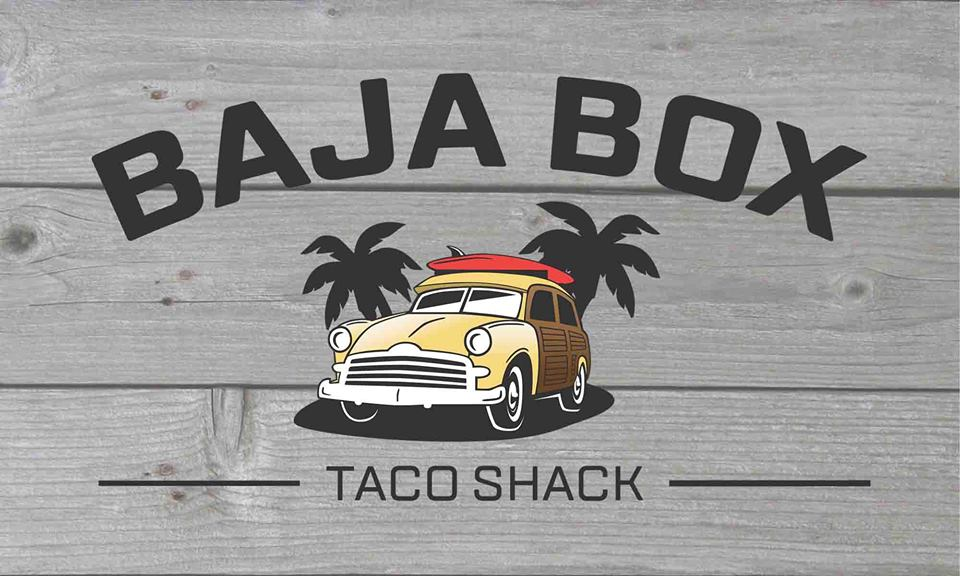 Baja Box Taco Shack logo