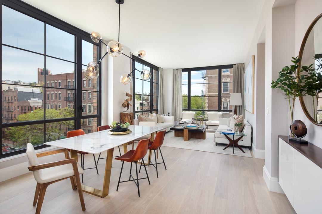 Steiner East Village Unveils Its Swanky Model Apartment
