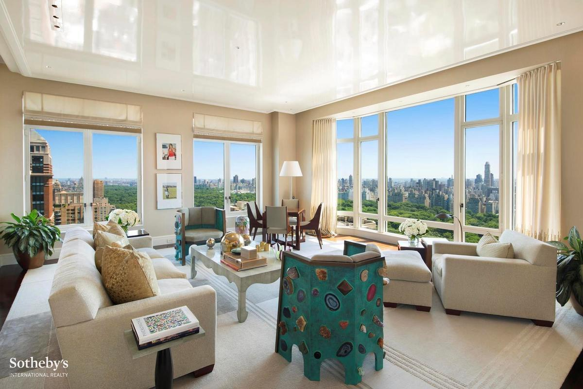 Venezuelan Banker Fetches 28m For 15 Central Park West Apartment