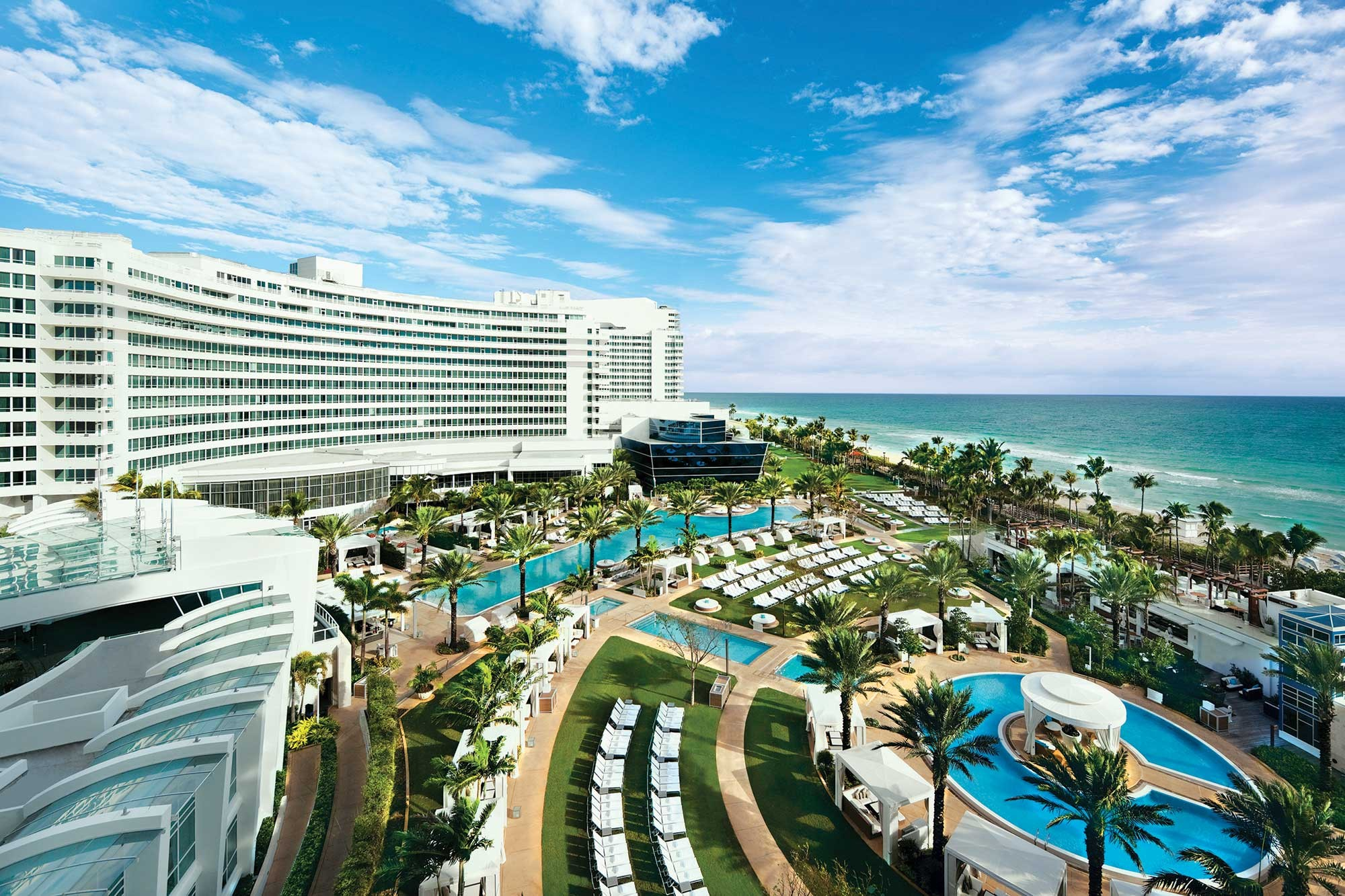 Miami's 10 most popular hotels, mapped - Curbed Miami