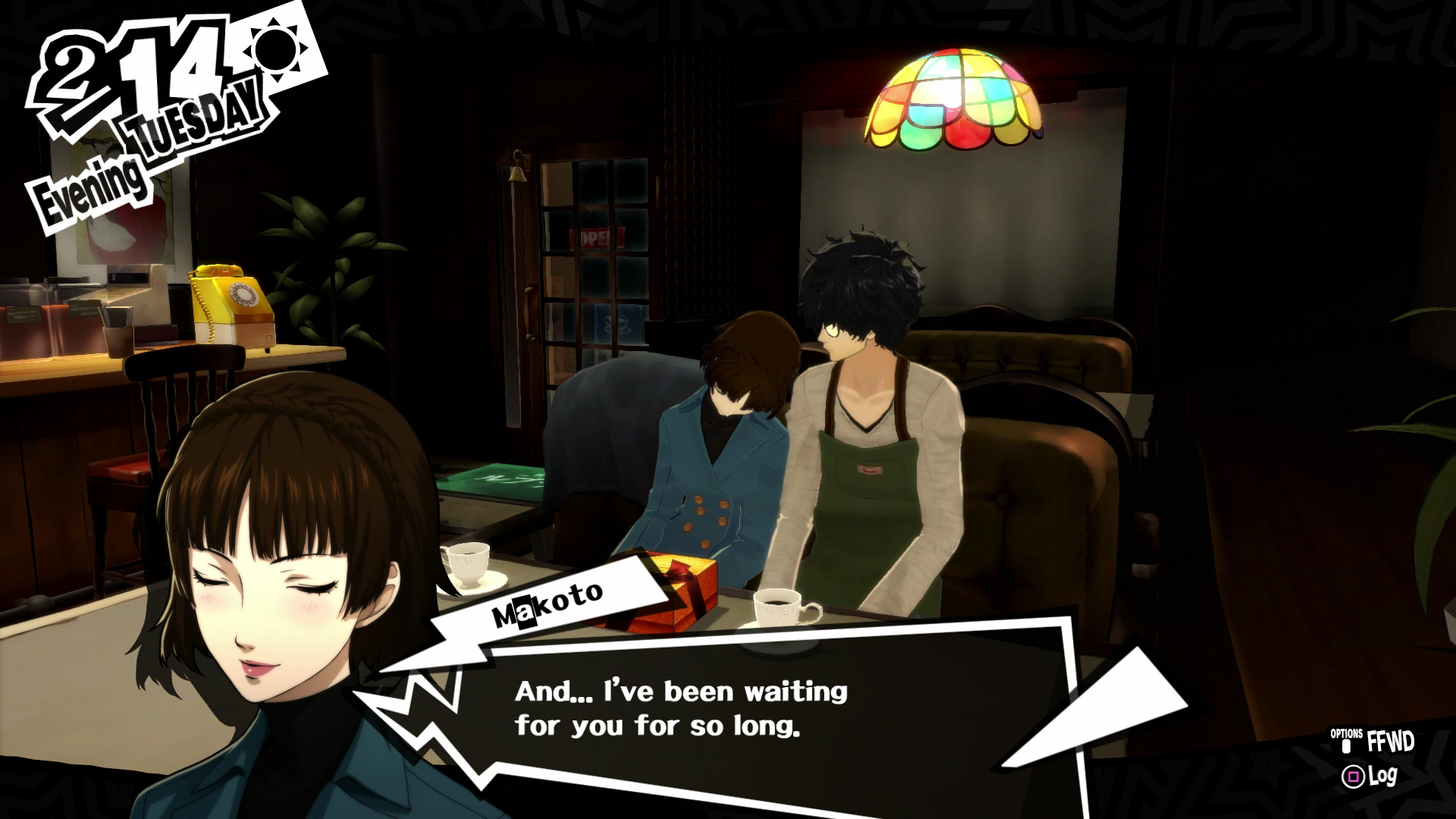 dating multiple persona 4 the animation