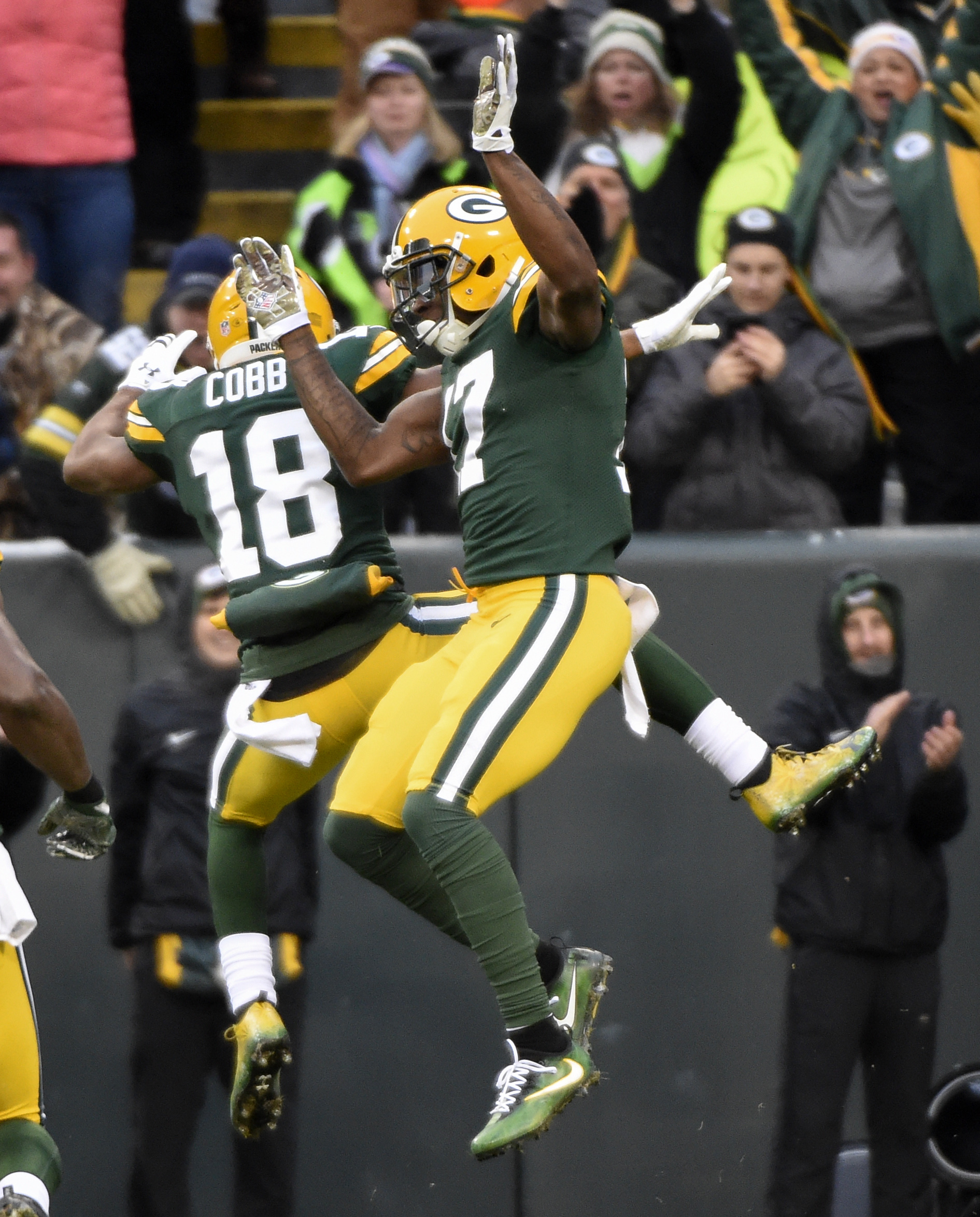 NFL: Seattle Seahawks at Green Bay Packers
