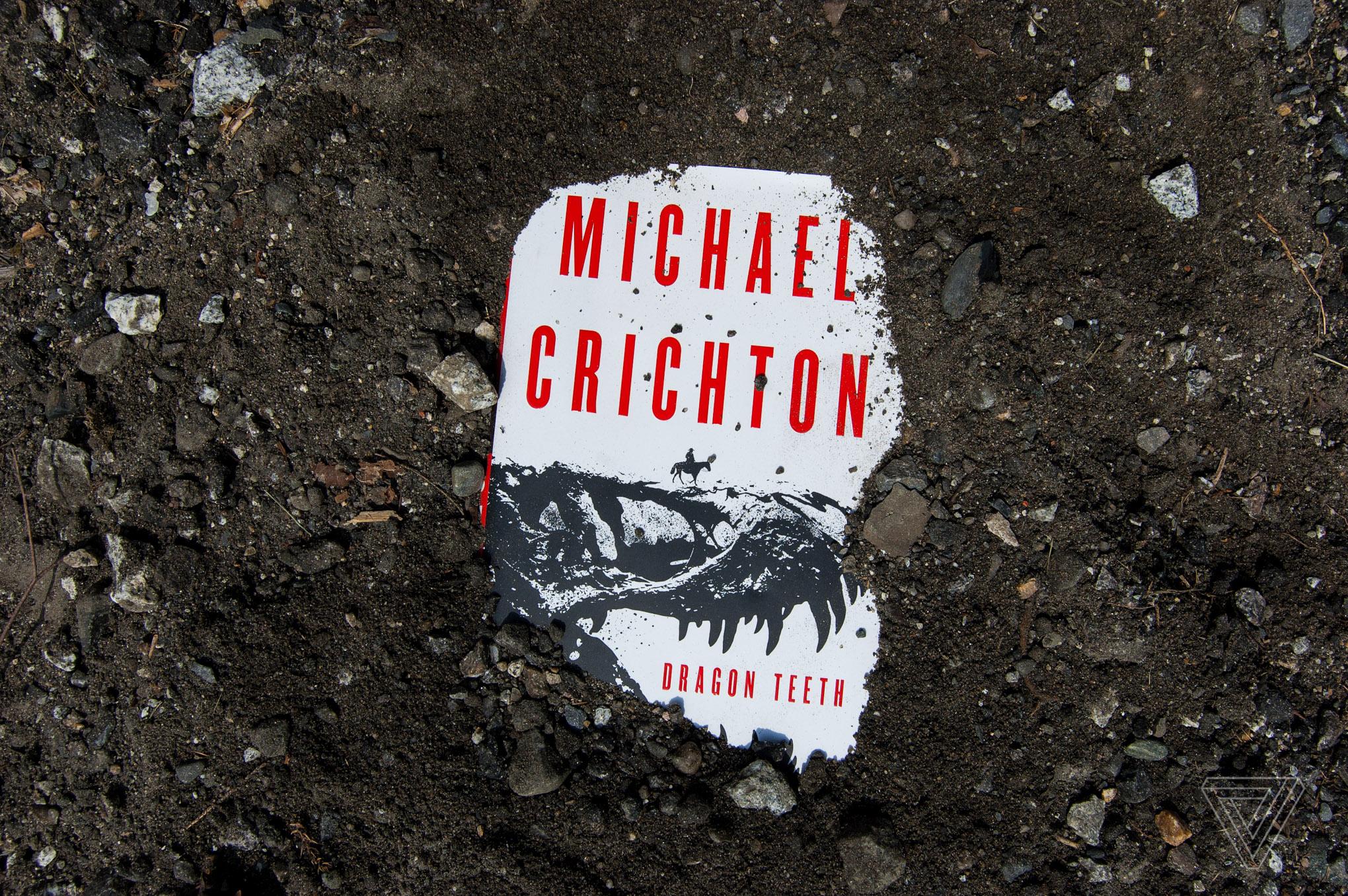 dragon teeth michael crichton pdf