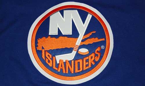 Islanders home crest