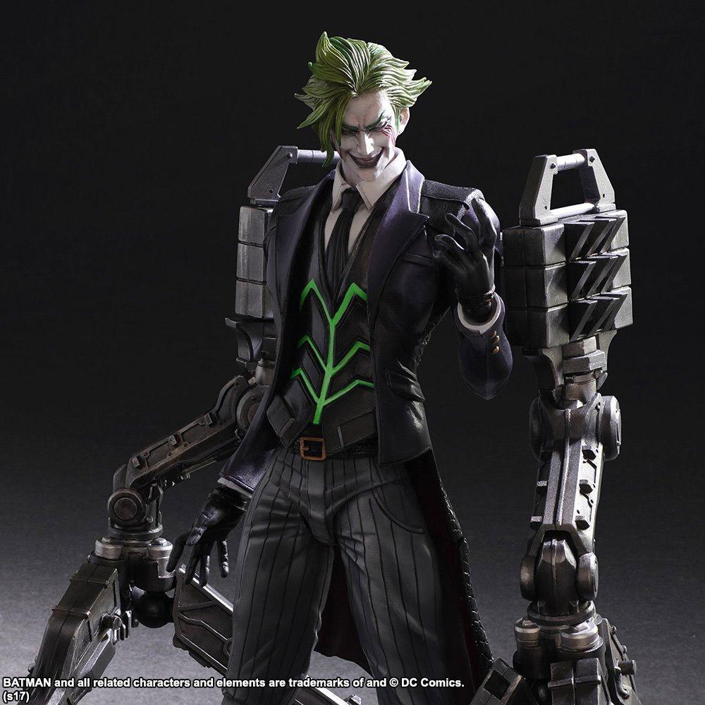 Final Fantasy designer Tetsuya Nomura reimagines the Joker