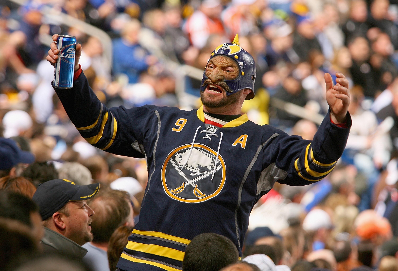 Philadelphia Flyers v Buffalo Sabres - Game Three