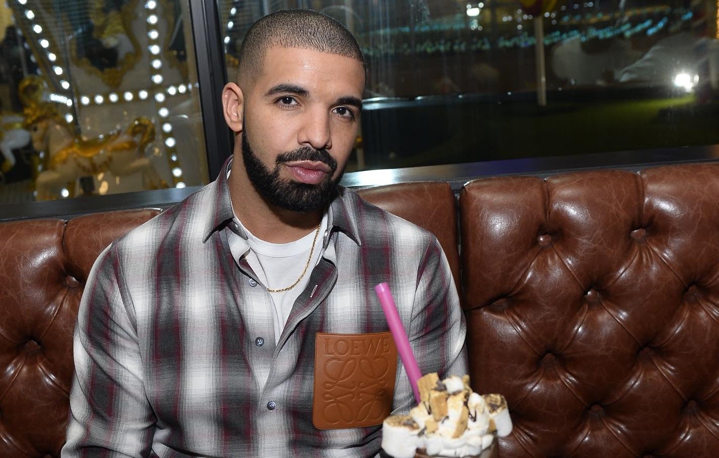 Drake at Sugar Factory