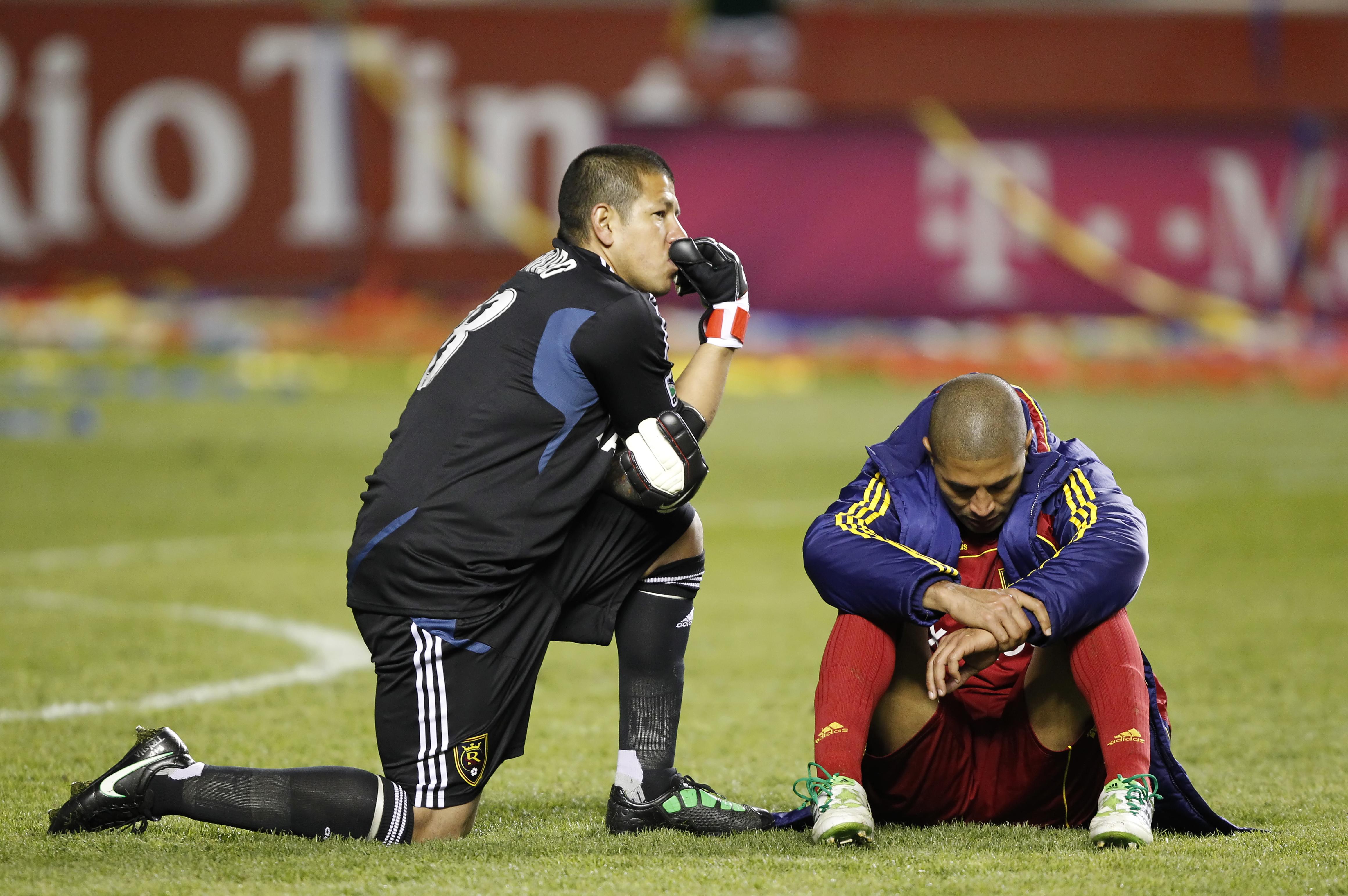 Monterrey  v Real Salt Lake