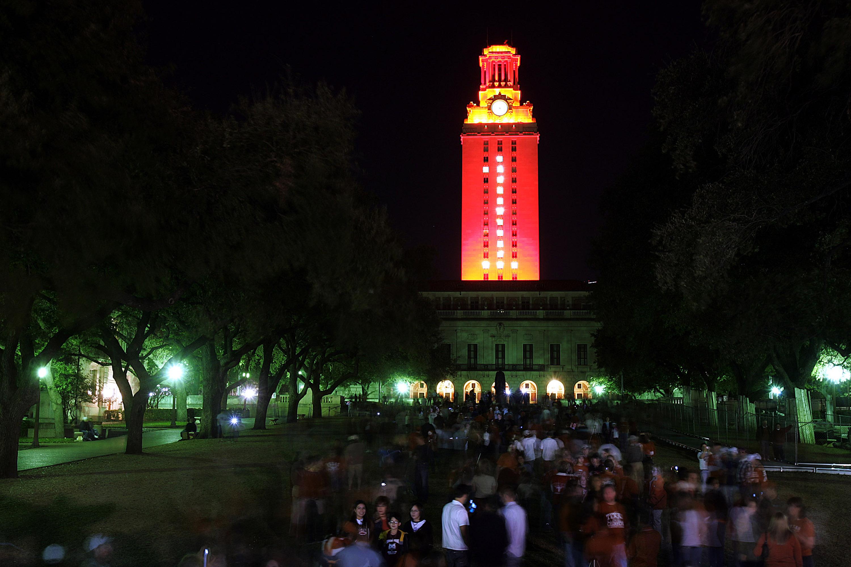 University Of Texas Tower