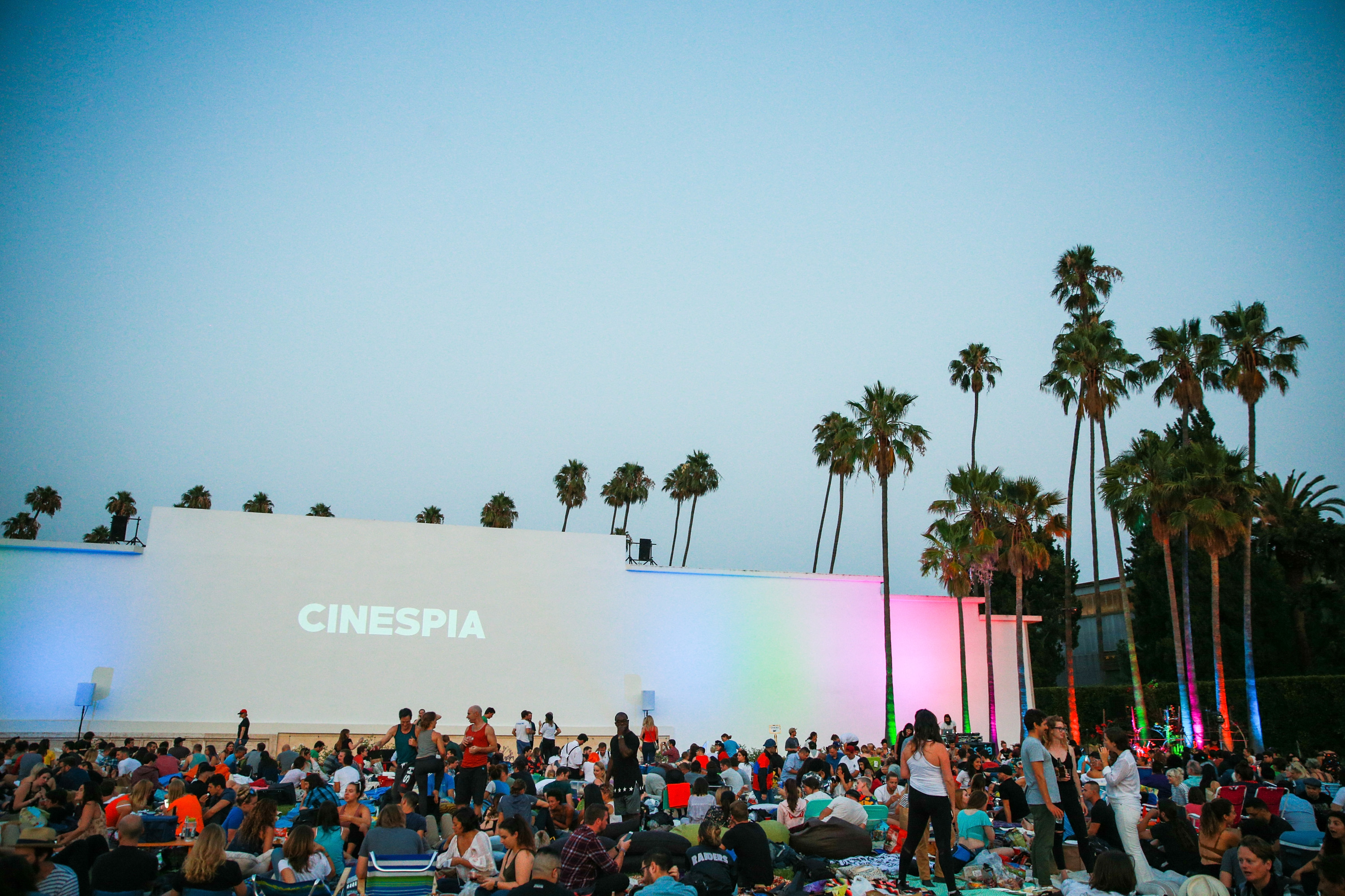 LA's best outdoor concerts, movies, and night markets