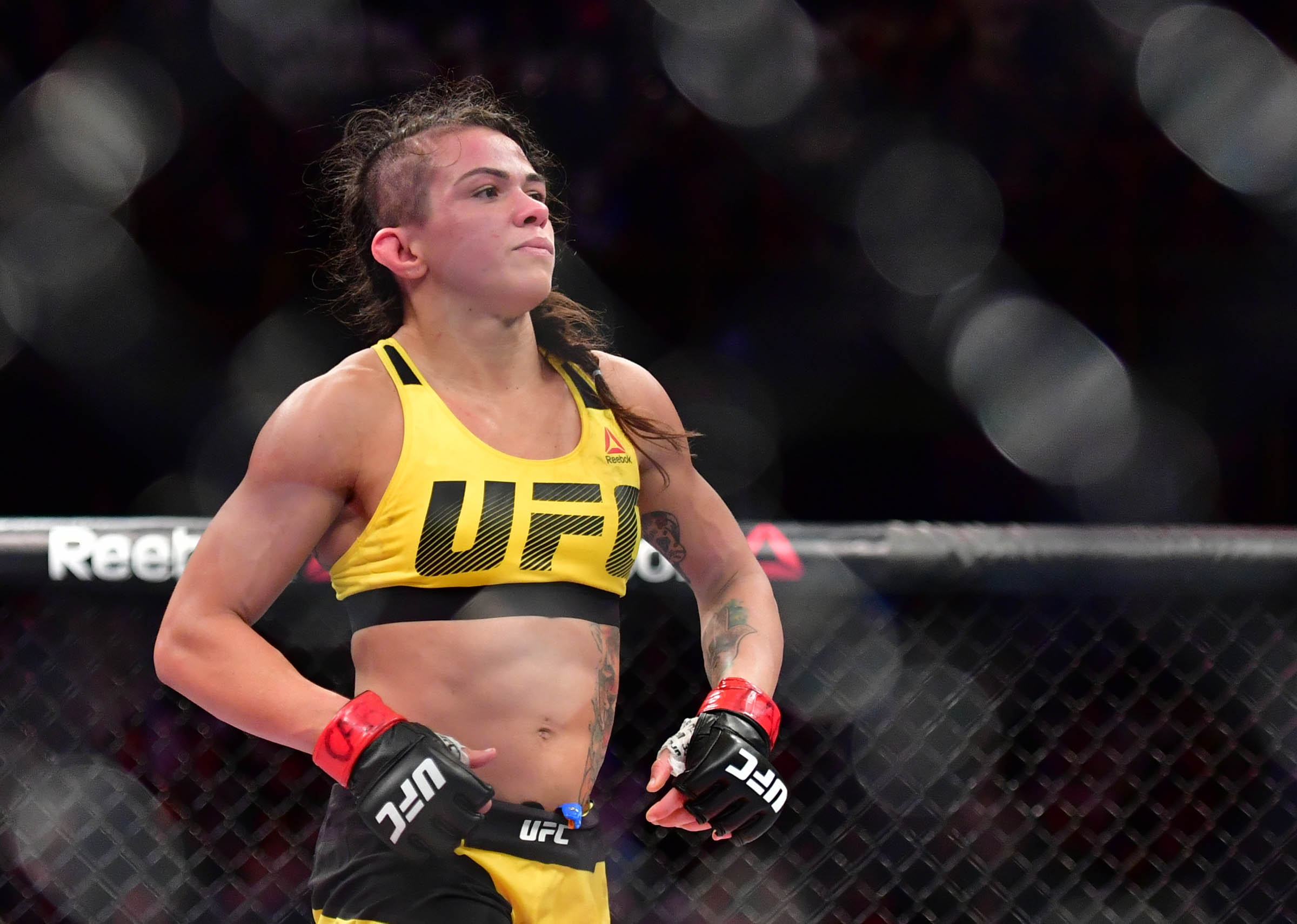 MMA: UFC Fight Night-Gadelha vs Casey