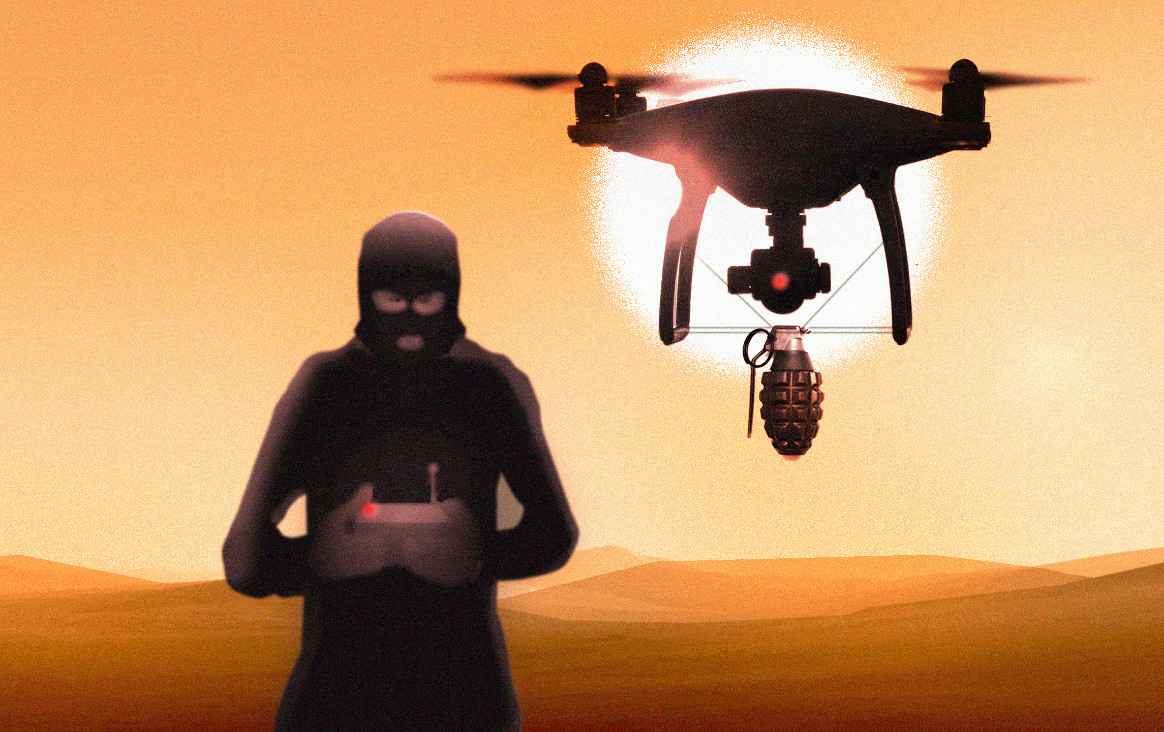 Guess who has drones now? ISIS.