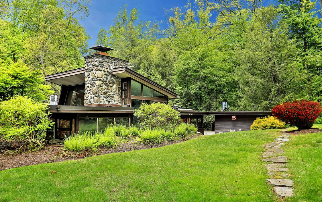 3 Frank Lloyd Wright Usonia community homes you can buy right now