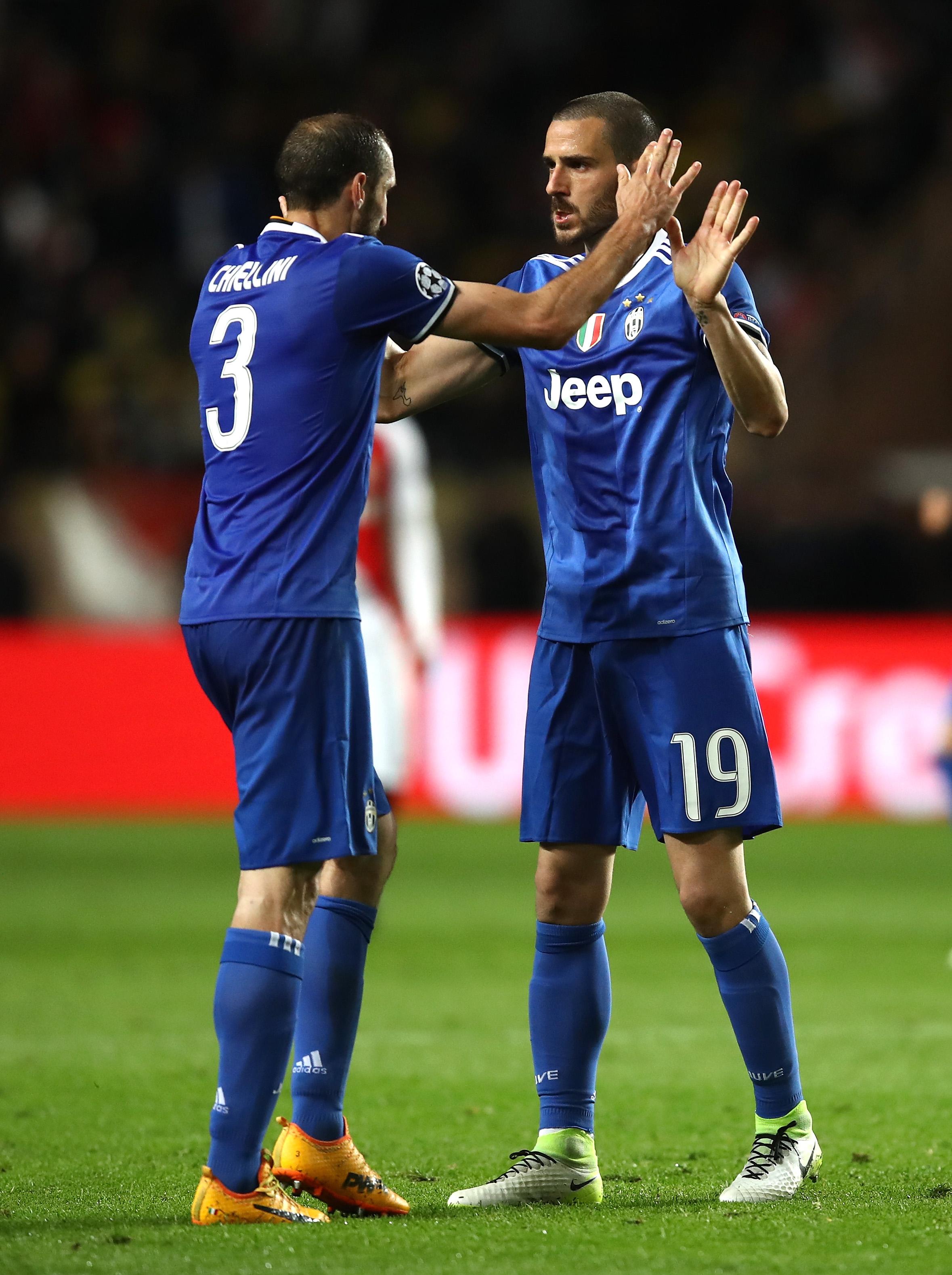 AS Monaco v Juventus - UEFA Champions League Semi Final: First Leg