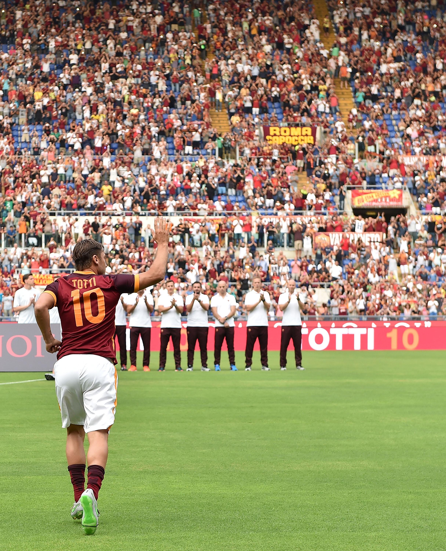 AS Roma v Sevilla FC -  Preseason Friendly
