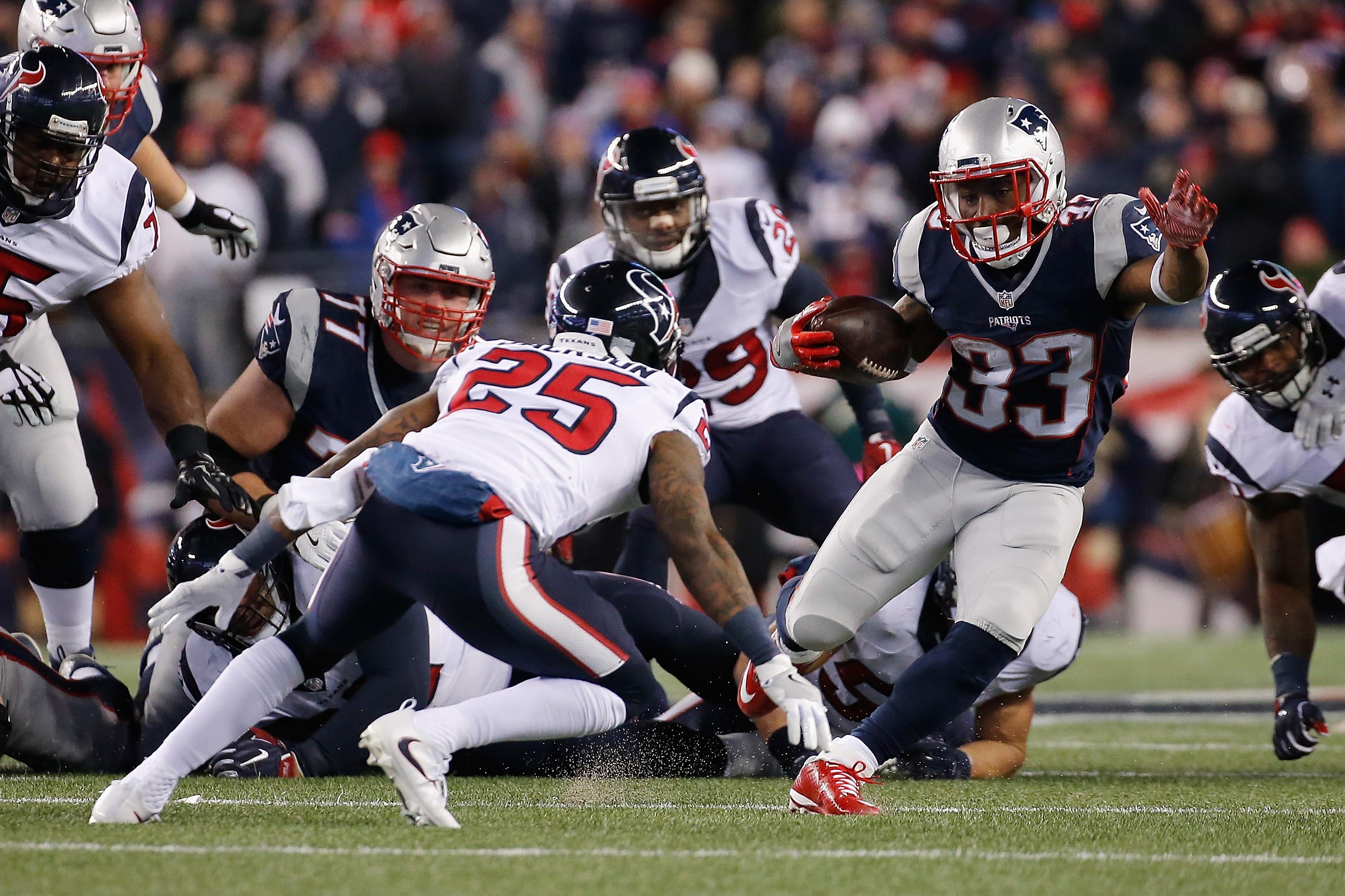 Divisional Round - Houston Texans v New England Patriots