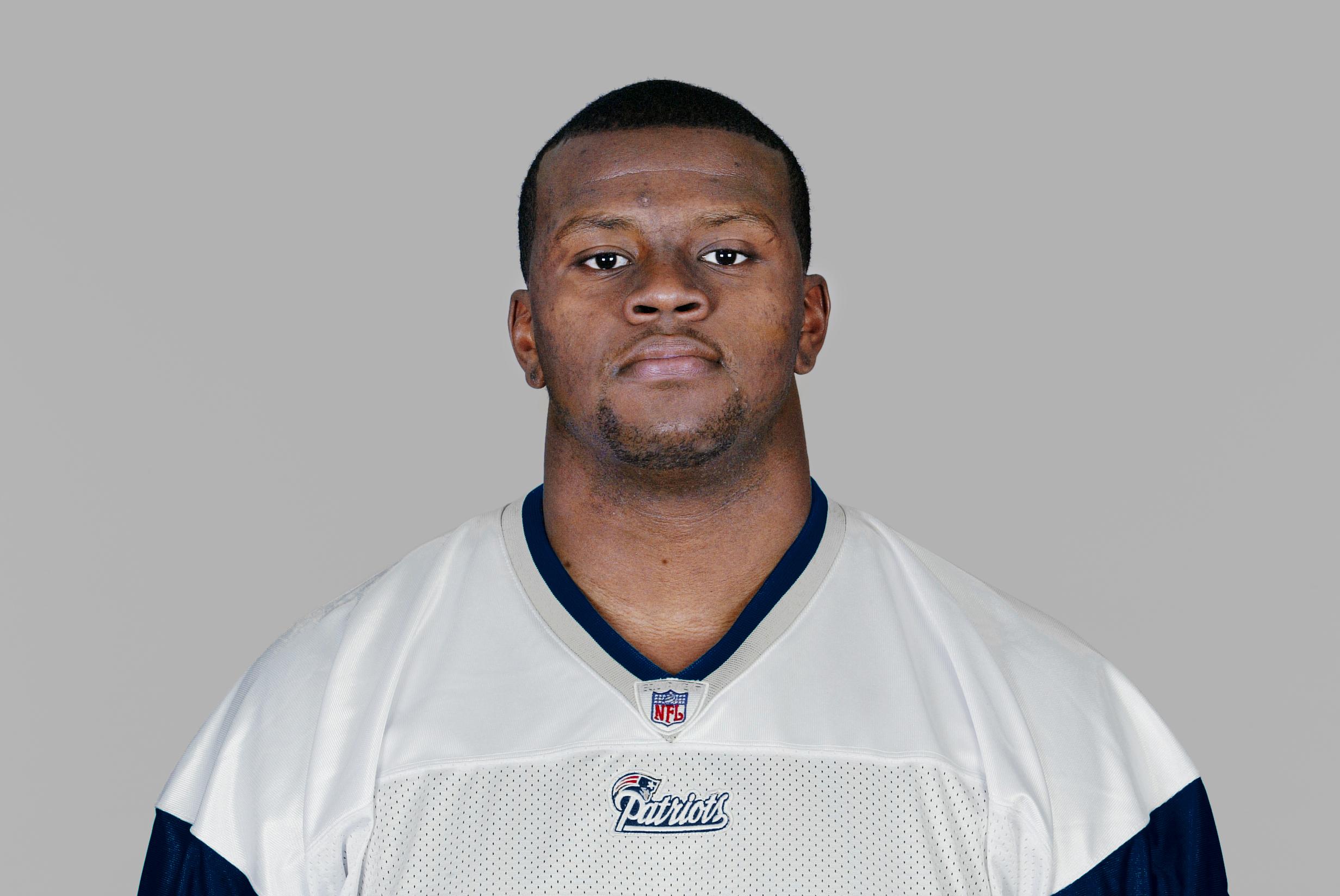 New England Patriots 2006 Headshots