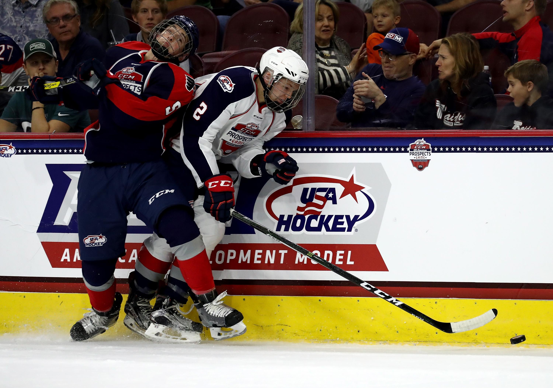 USHL: Roseville, Minnesota's Mikey Anderson - 2017 NHL Draft Prospect Profile