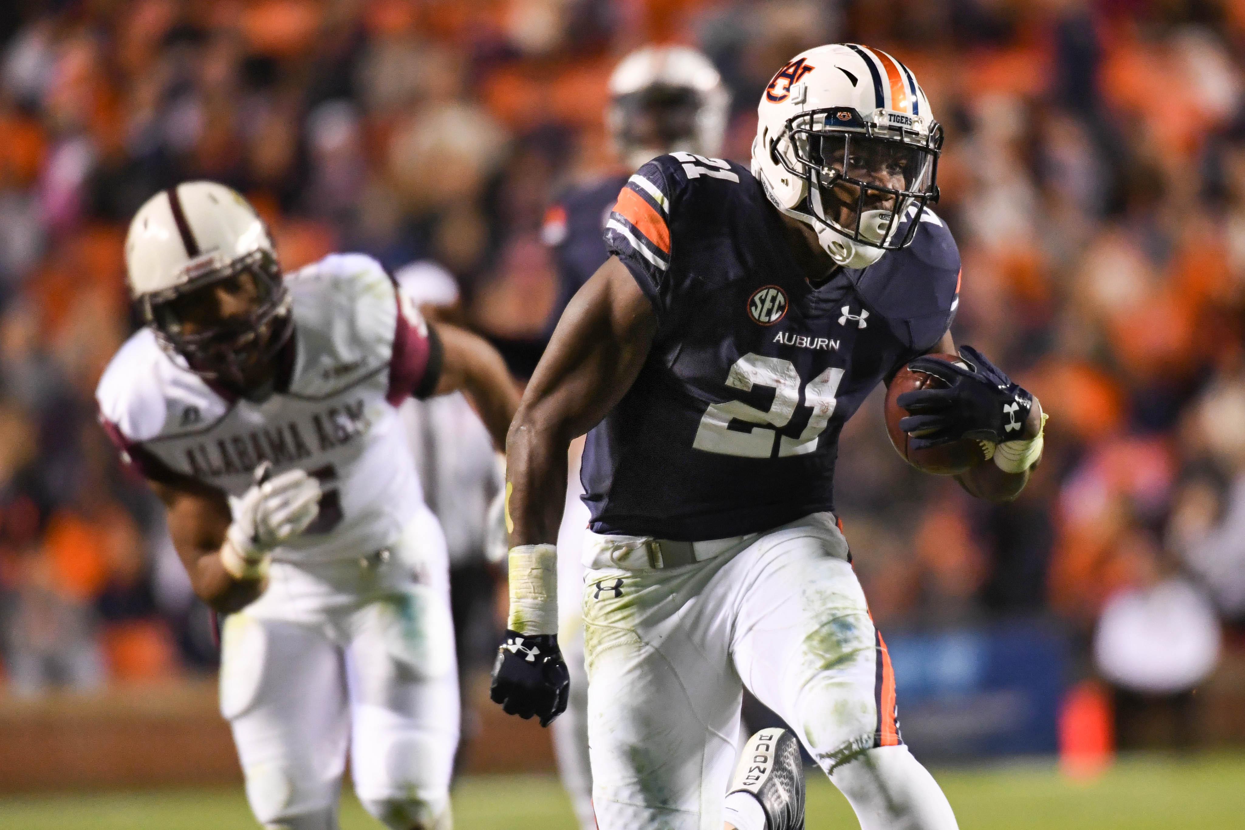 NCAA Football: Alabama A&M at Auburn