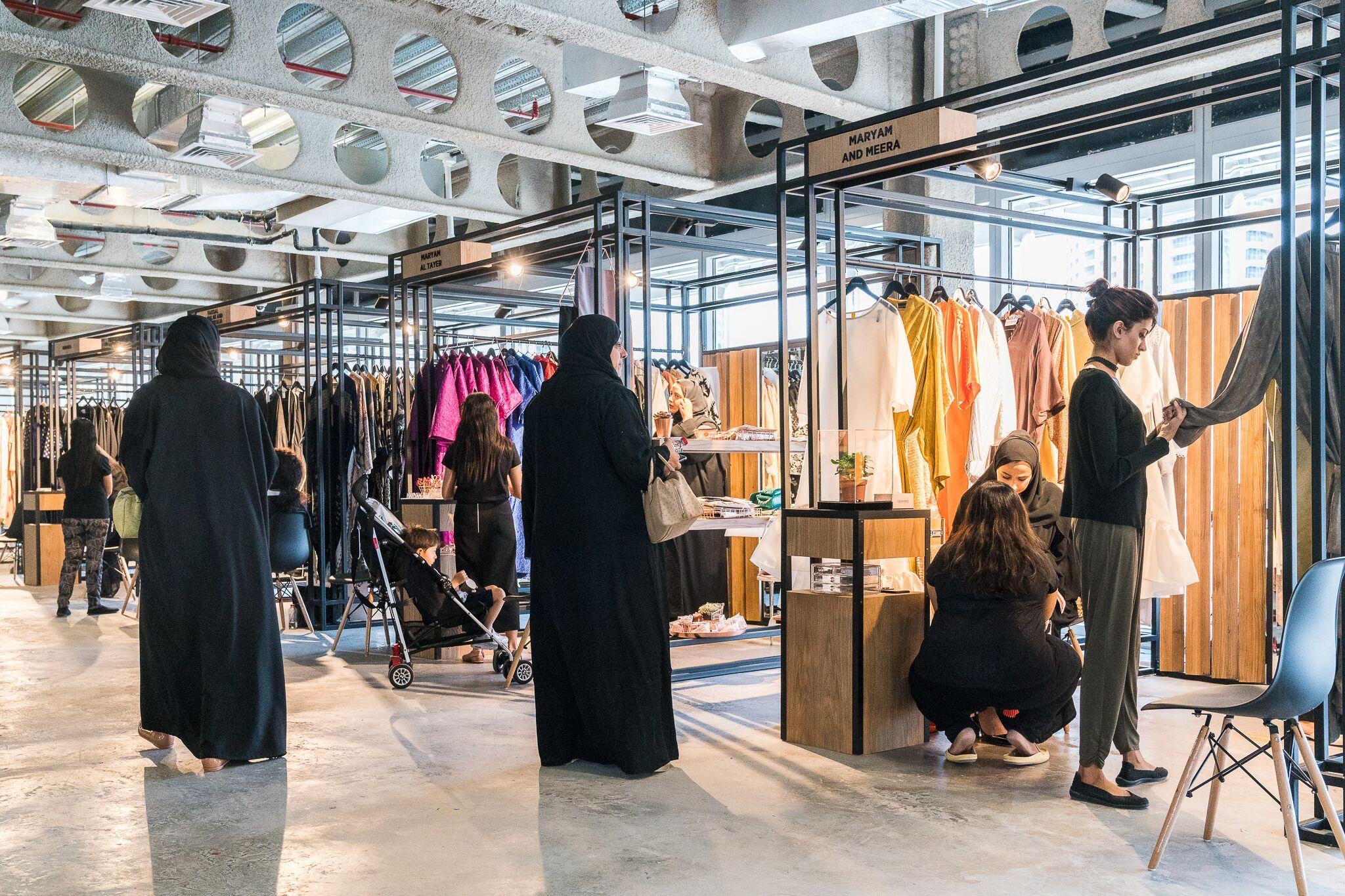 For Many Muslim Women, Ramadan's Celebrations Require a Whole New Wardrobe