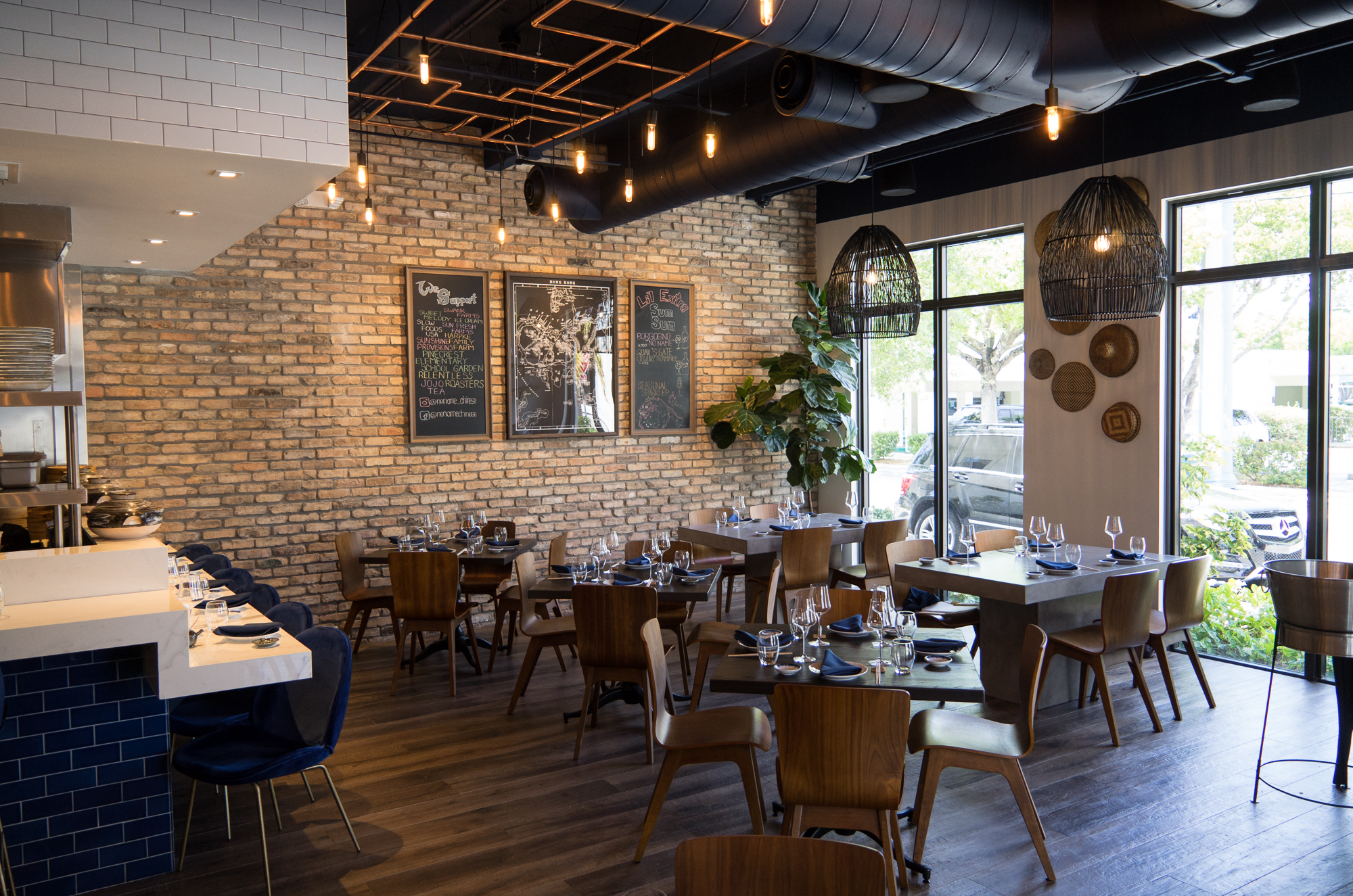 Step Inside No Name Chinese, the New Restaurant From the