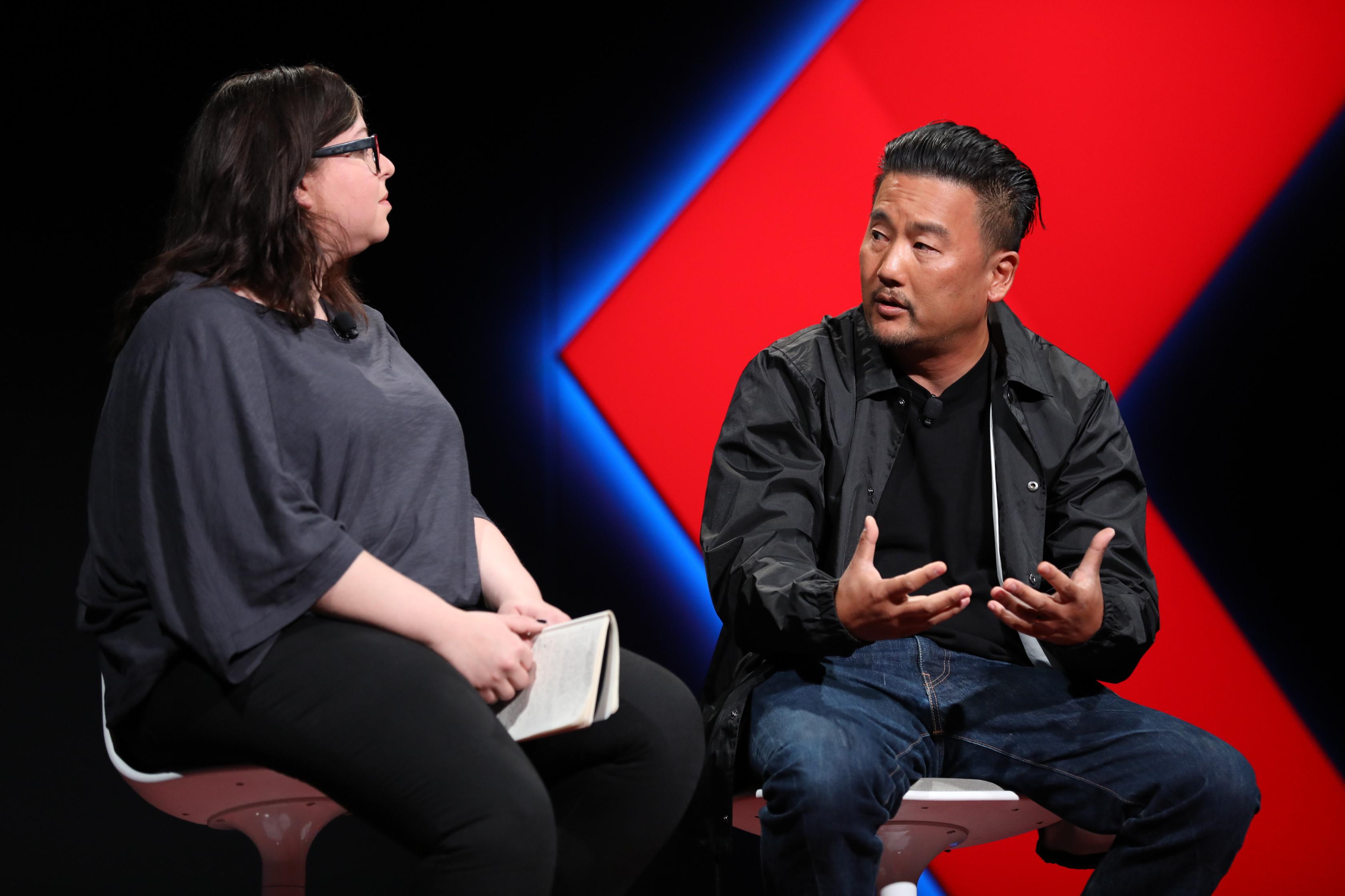 Roy Choi, Code 2017, LocoL
