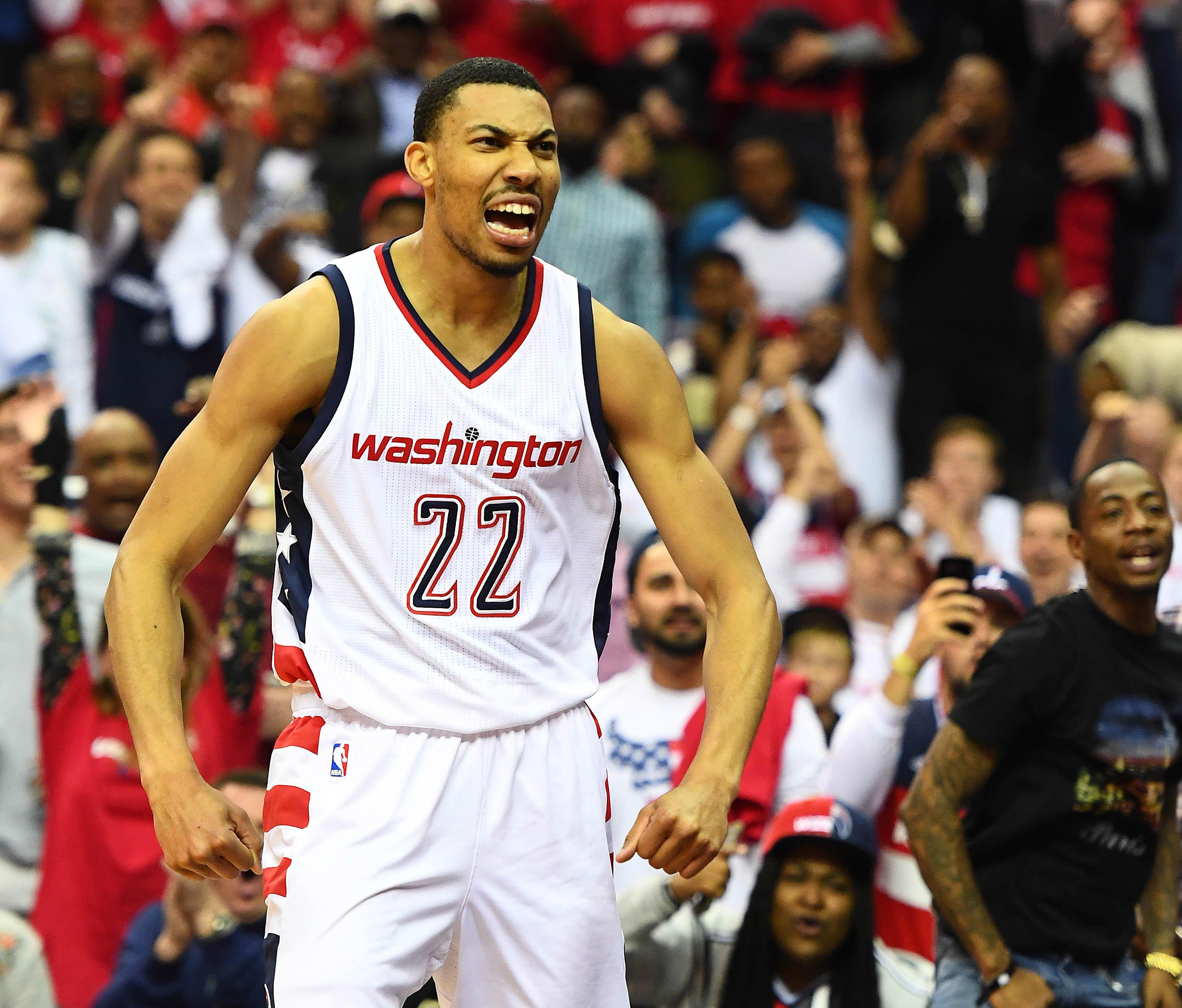 NBA: Playoffs-Boston Celtics at Washington Wizards