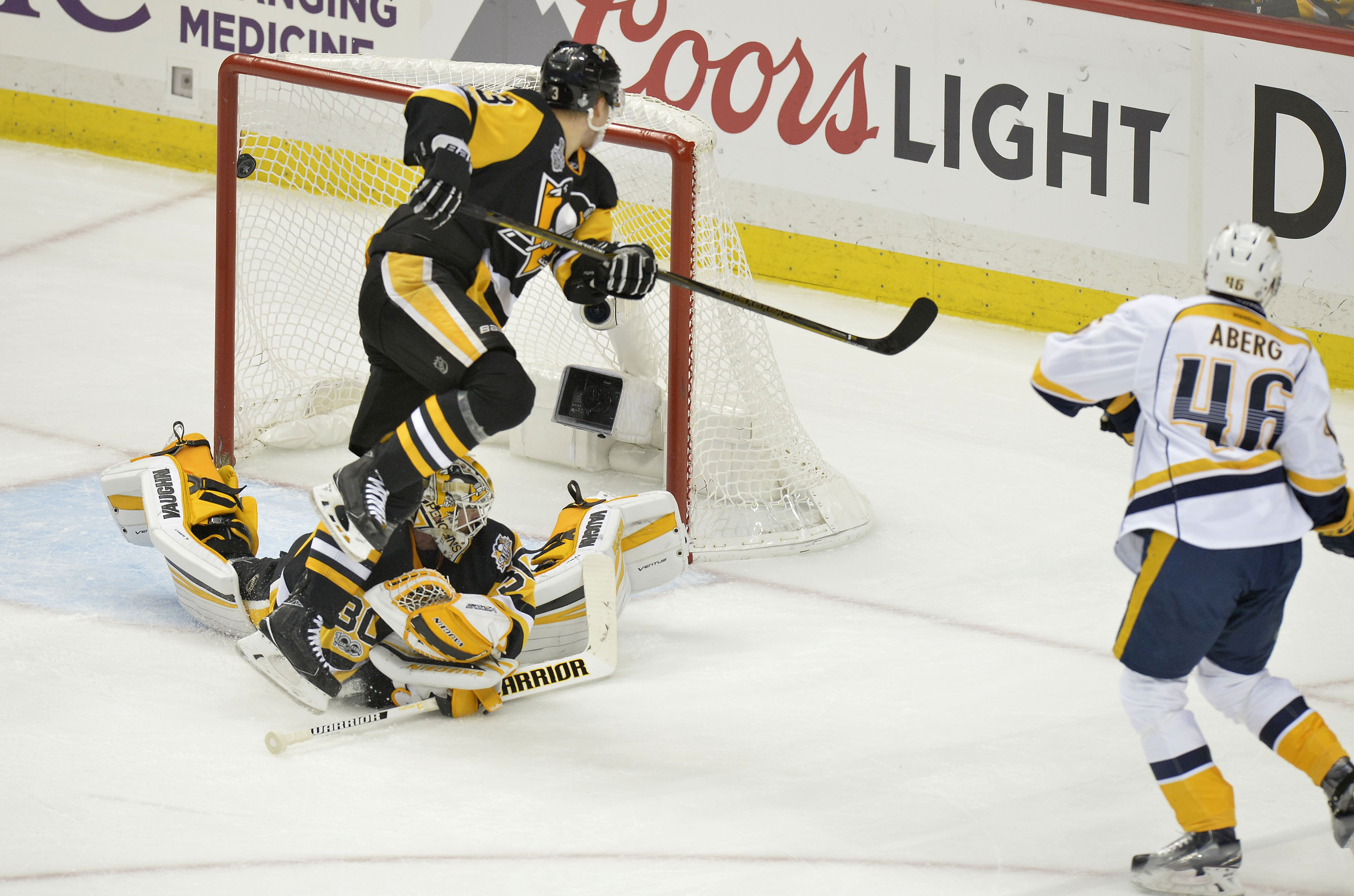 NHL: Stanley Cup Final-Nashville Predators at Pittsburgh Penguins