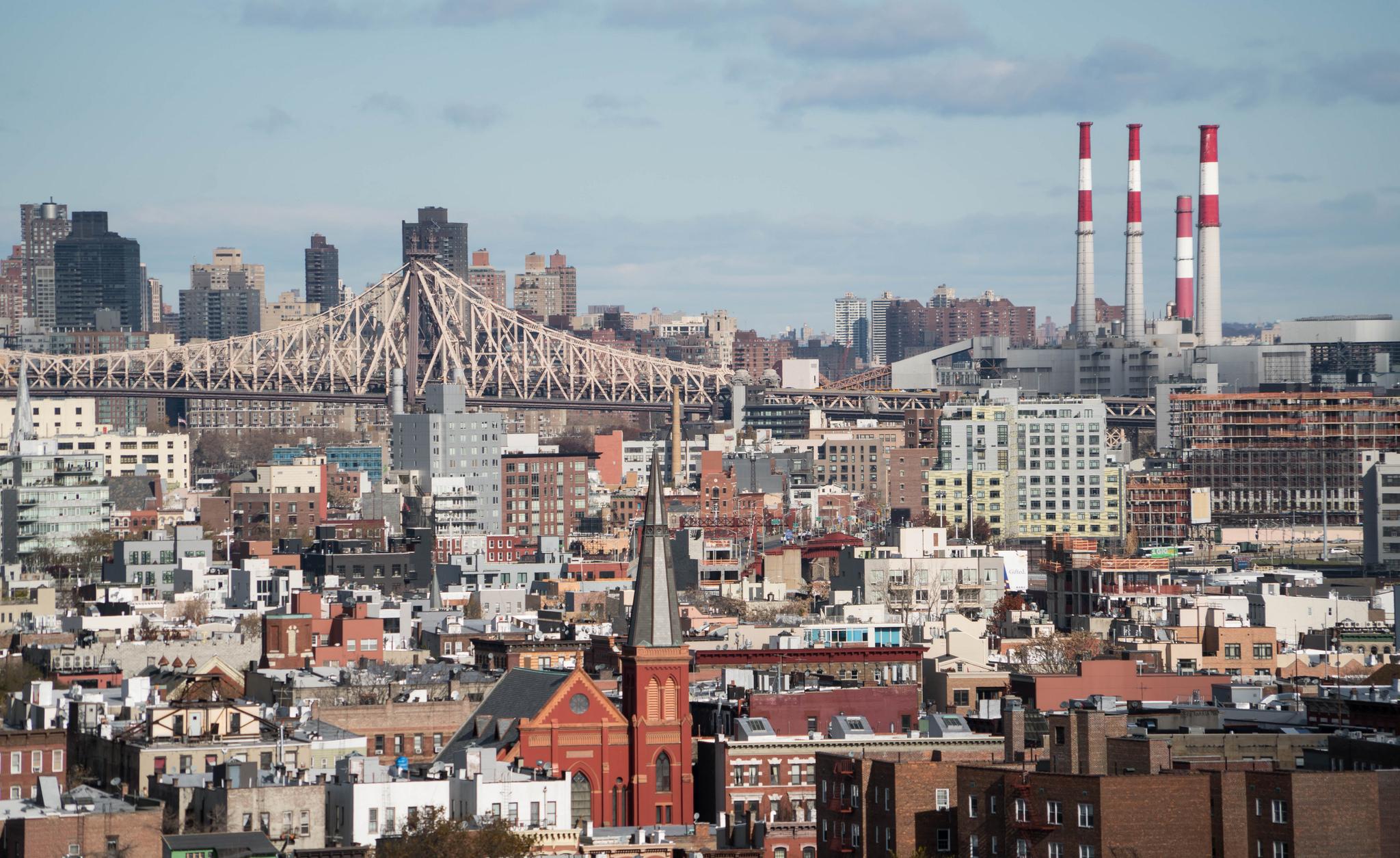 New Buildings In Downtown Brooklyn