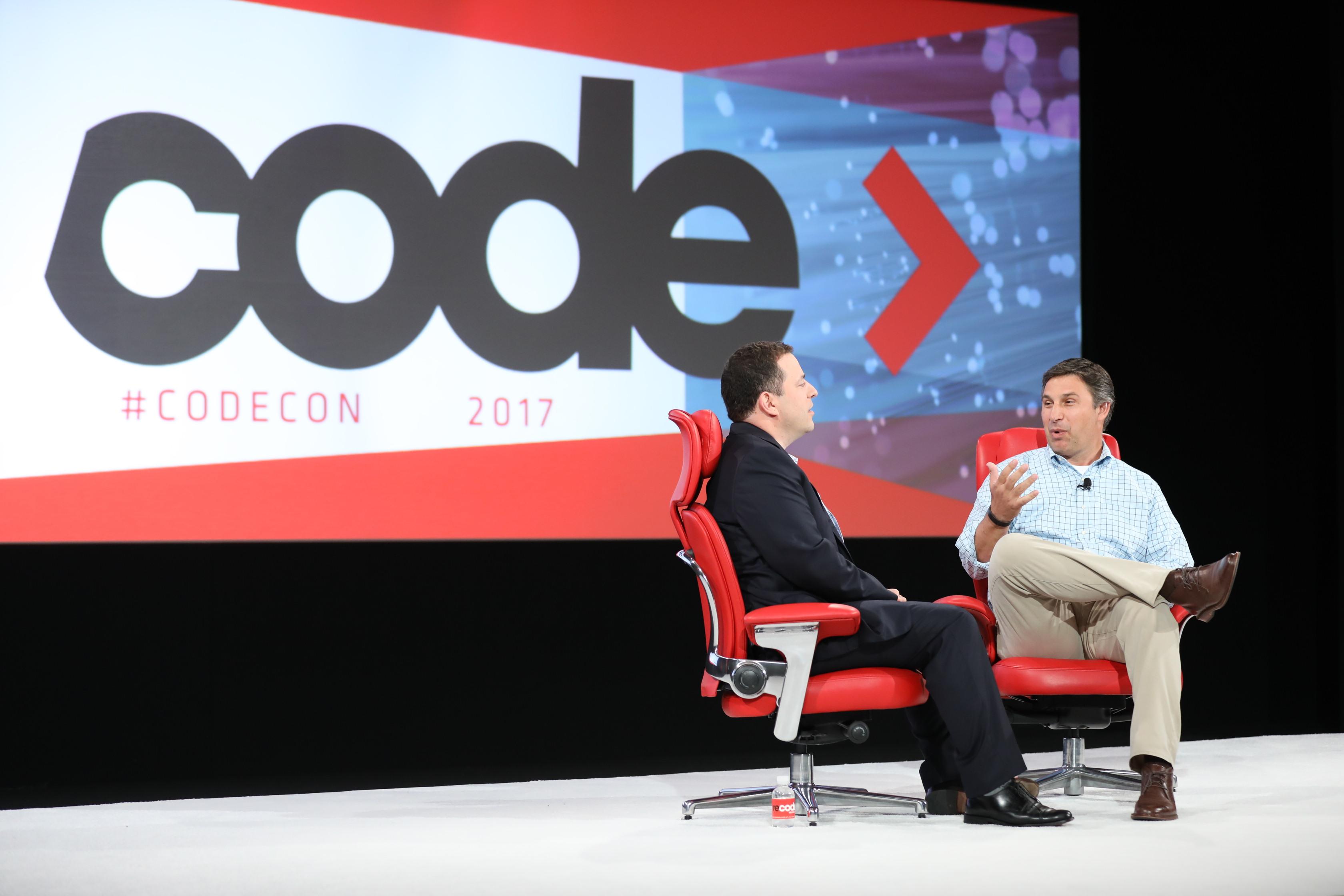 Anthony Noto, Twitter, Code 2017