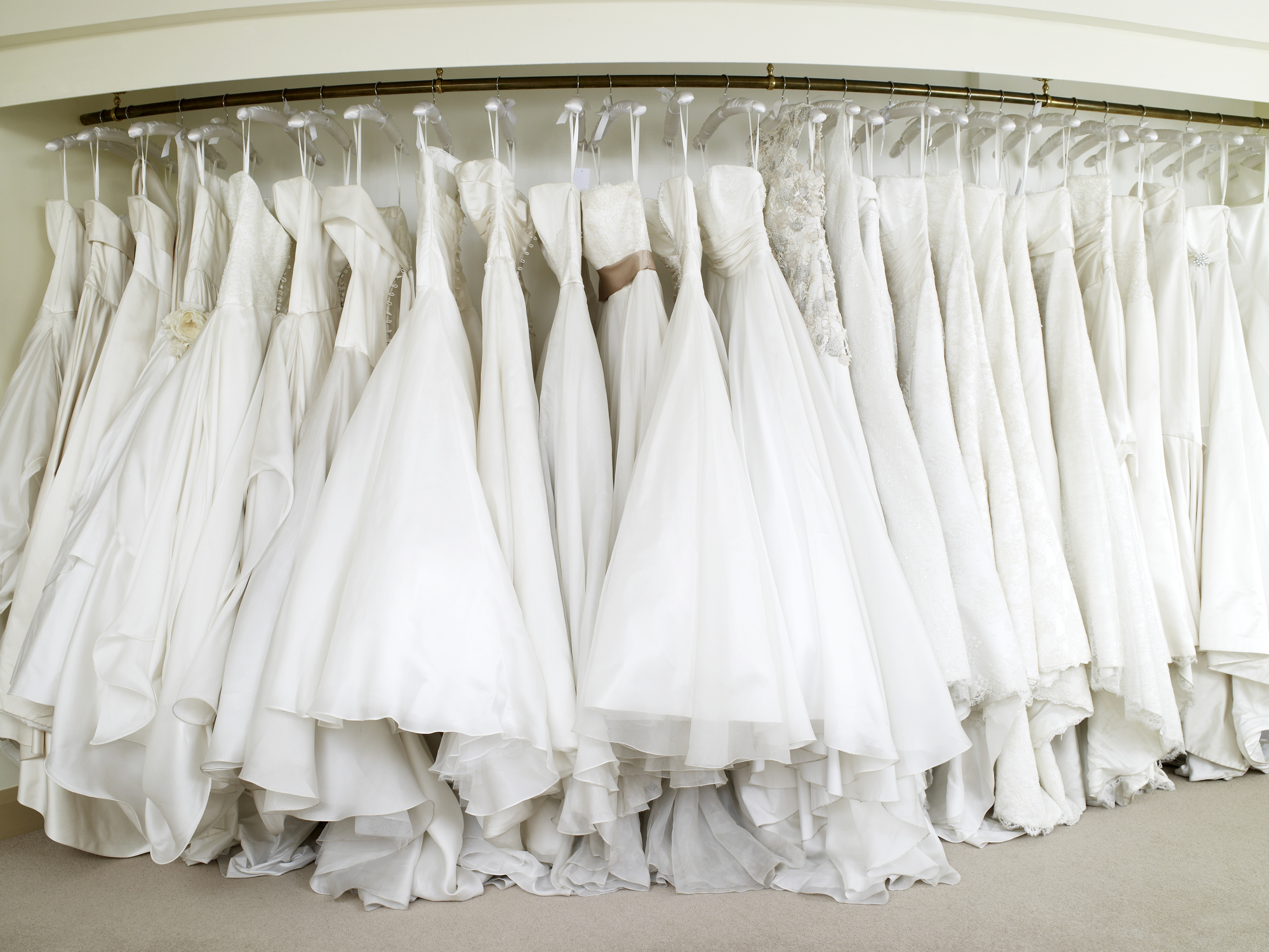 The White Wedding Dress Industrial Complex