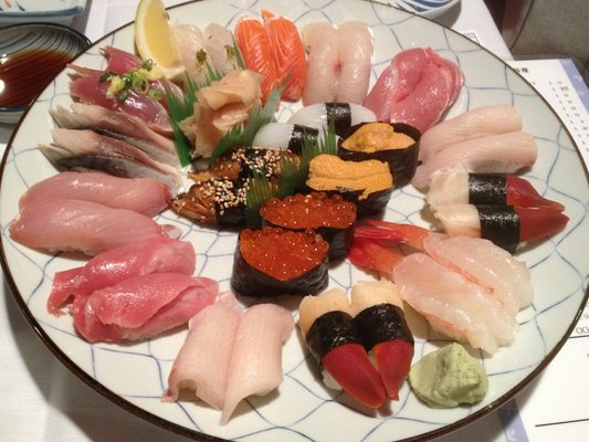 New Report Says Some of LA's Best Sushi Restaurants Serve Mislabeled Fish