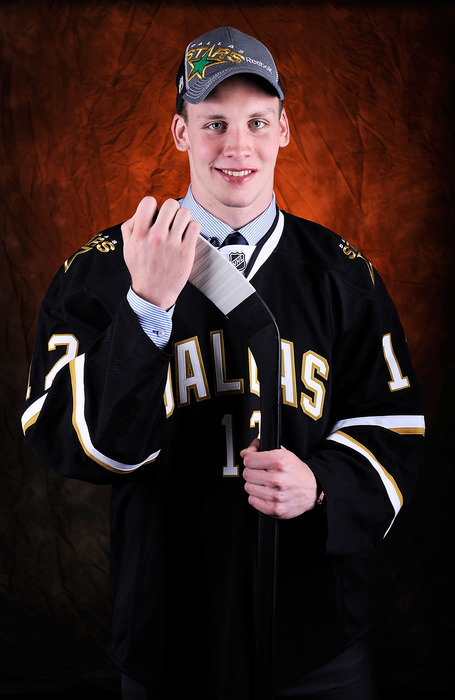 Radek Faksa will be one of three Stars prospects competing in this year's WJC