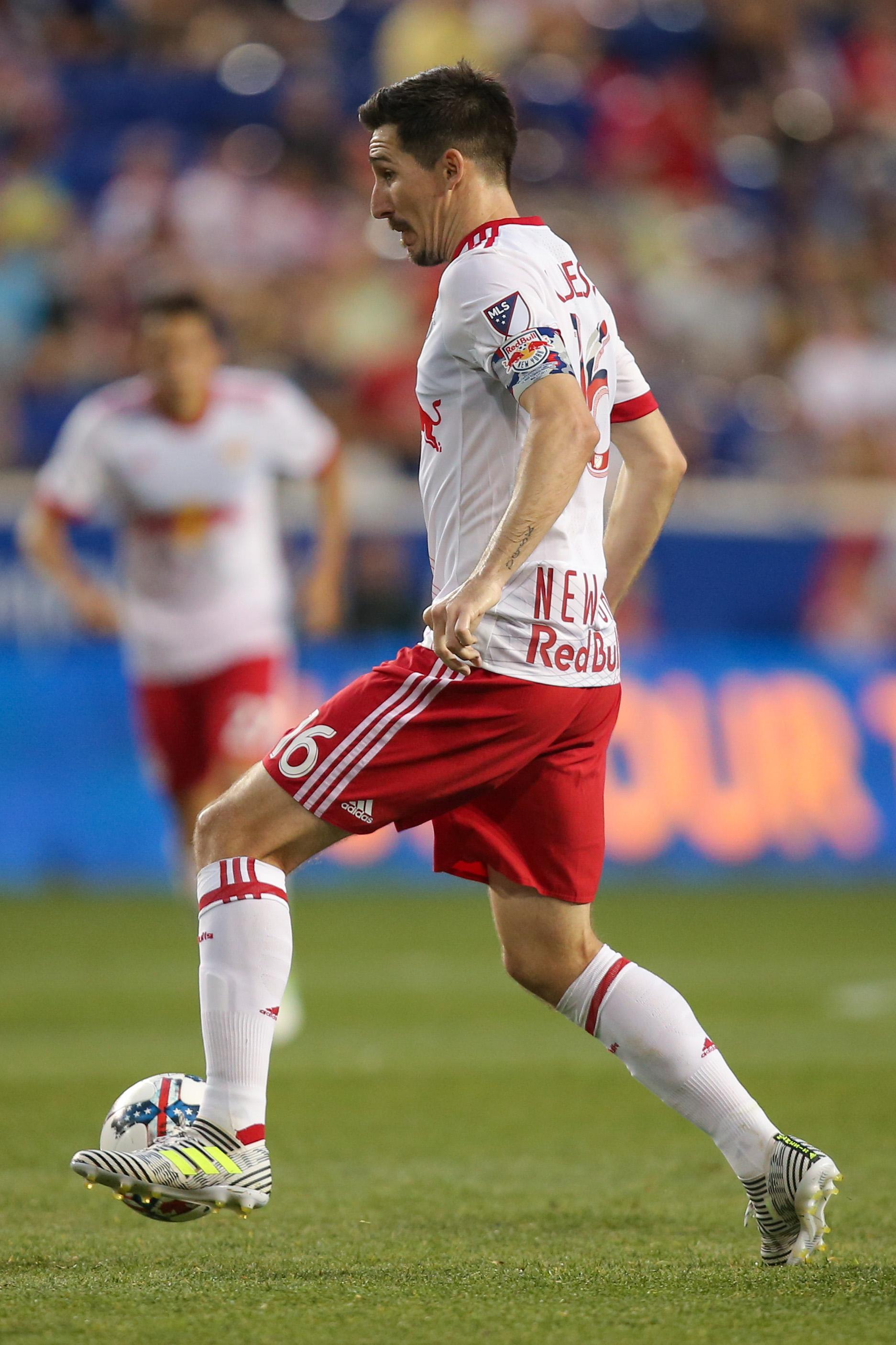 MLS: New England Revolution at New York Red Bulls