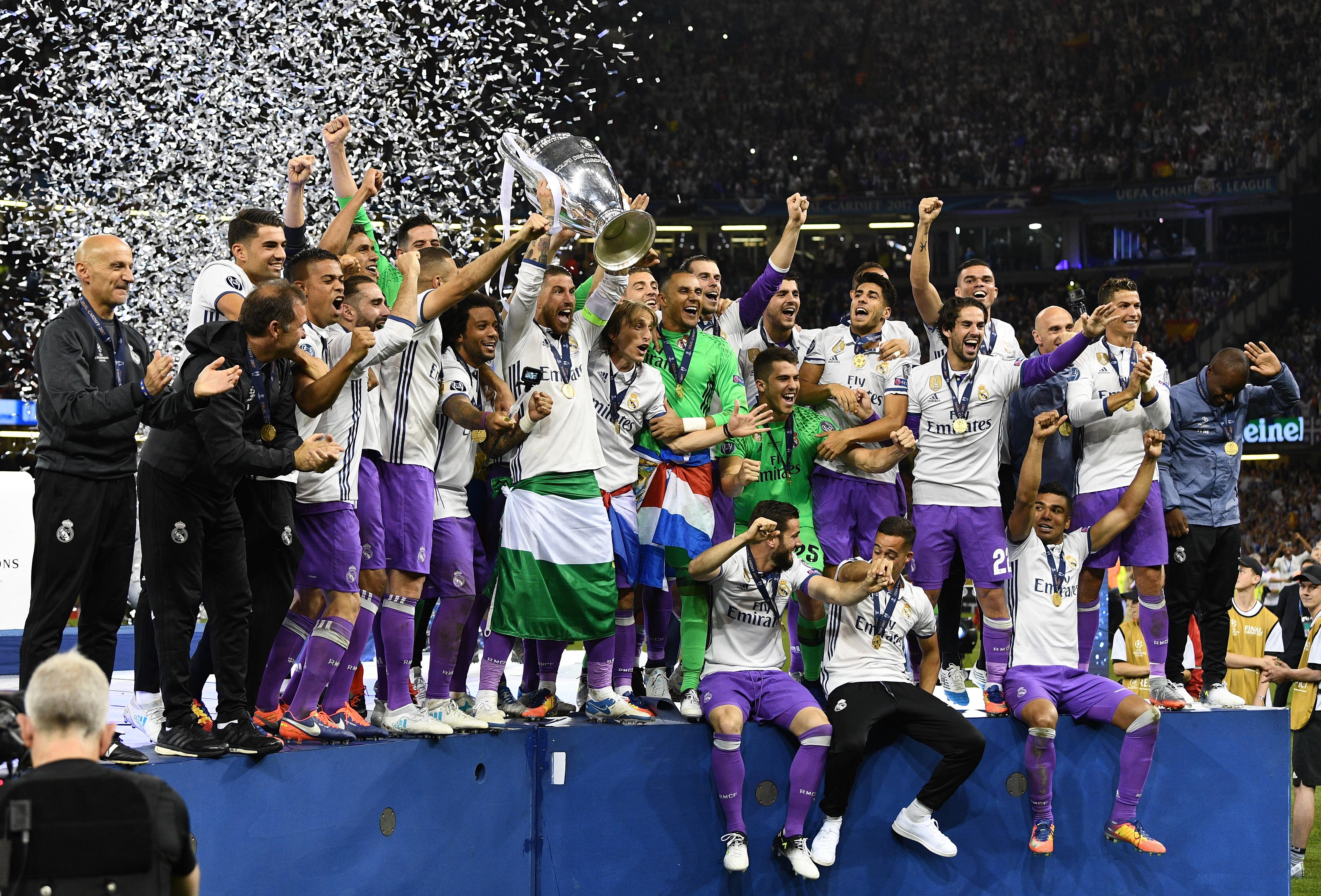 Real Madrid vs Juventus 2017 - Champions League Final ...