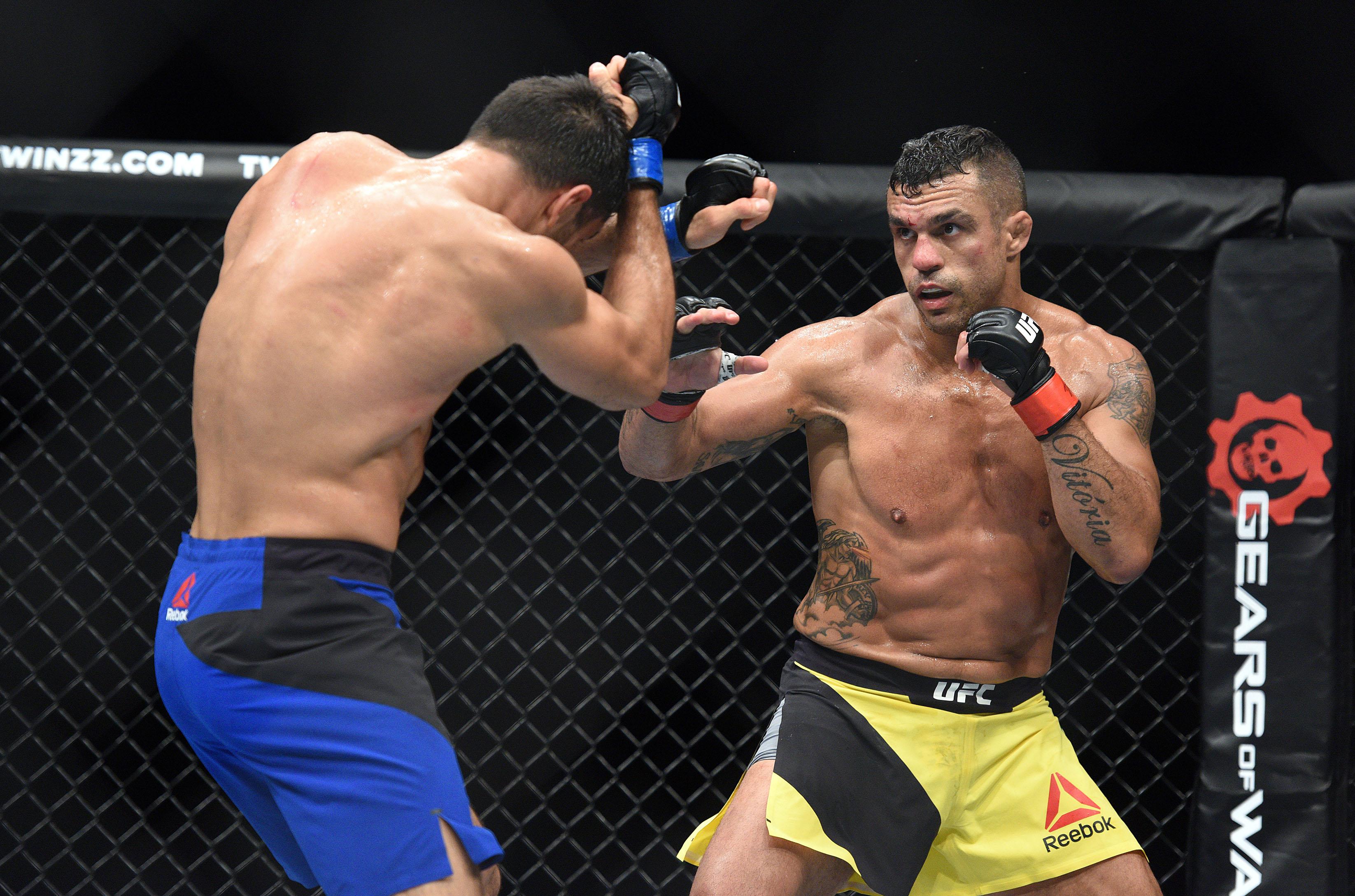 MMA: UFC 204-Belfort vs Mousasi