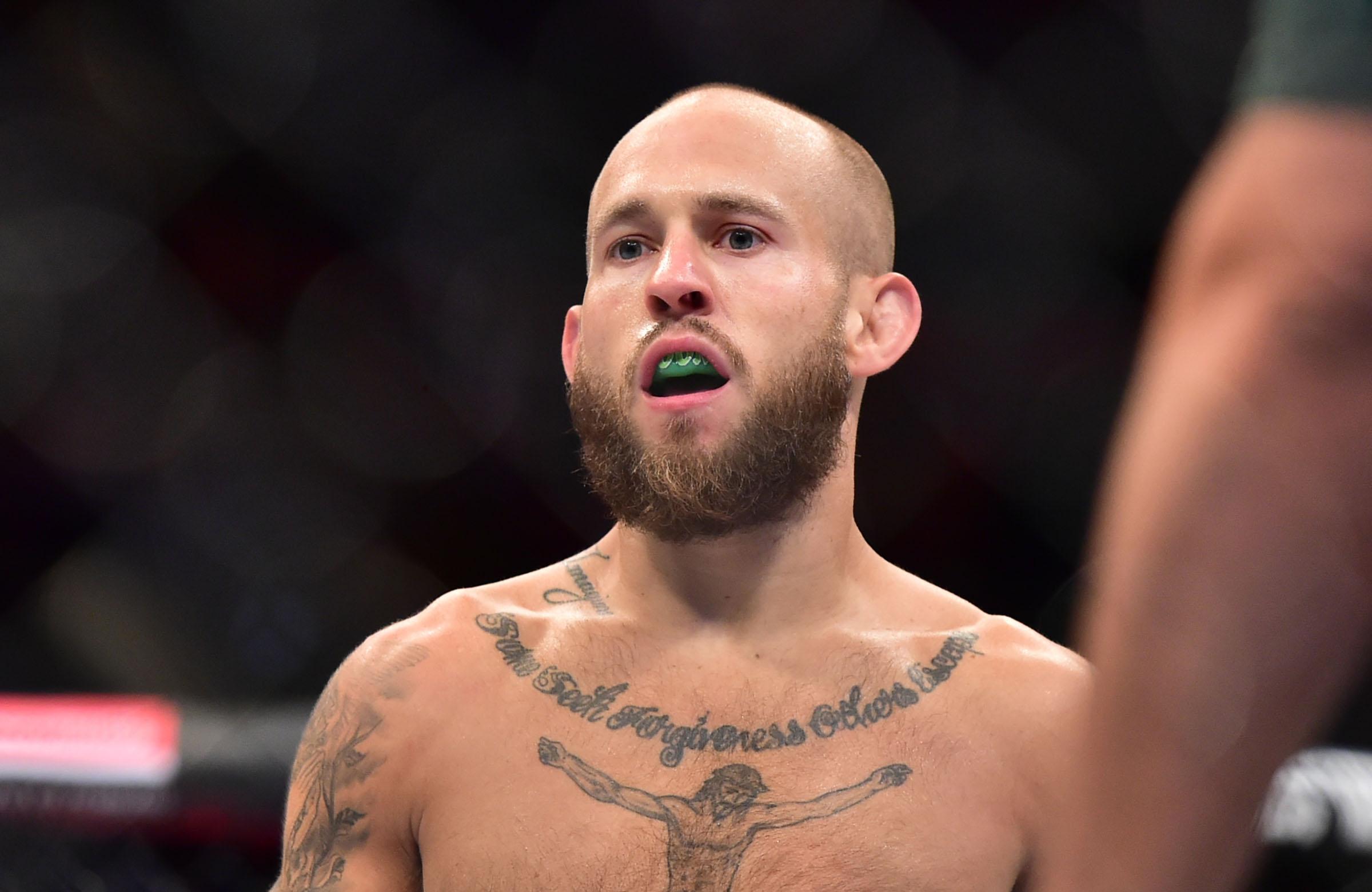 MMA: UFC 212-Alcantara vs Kelleher