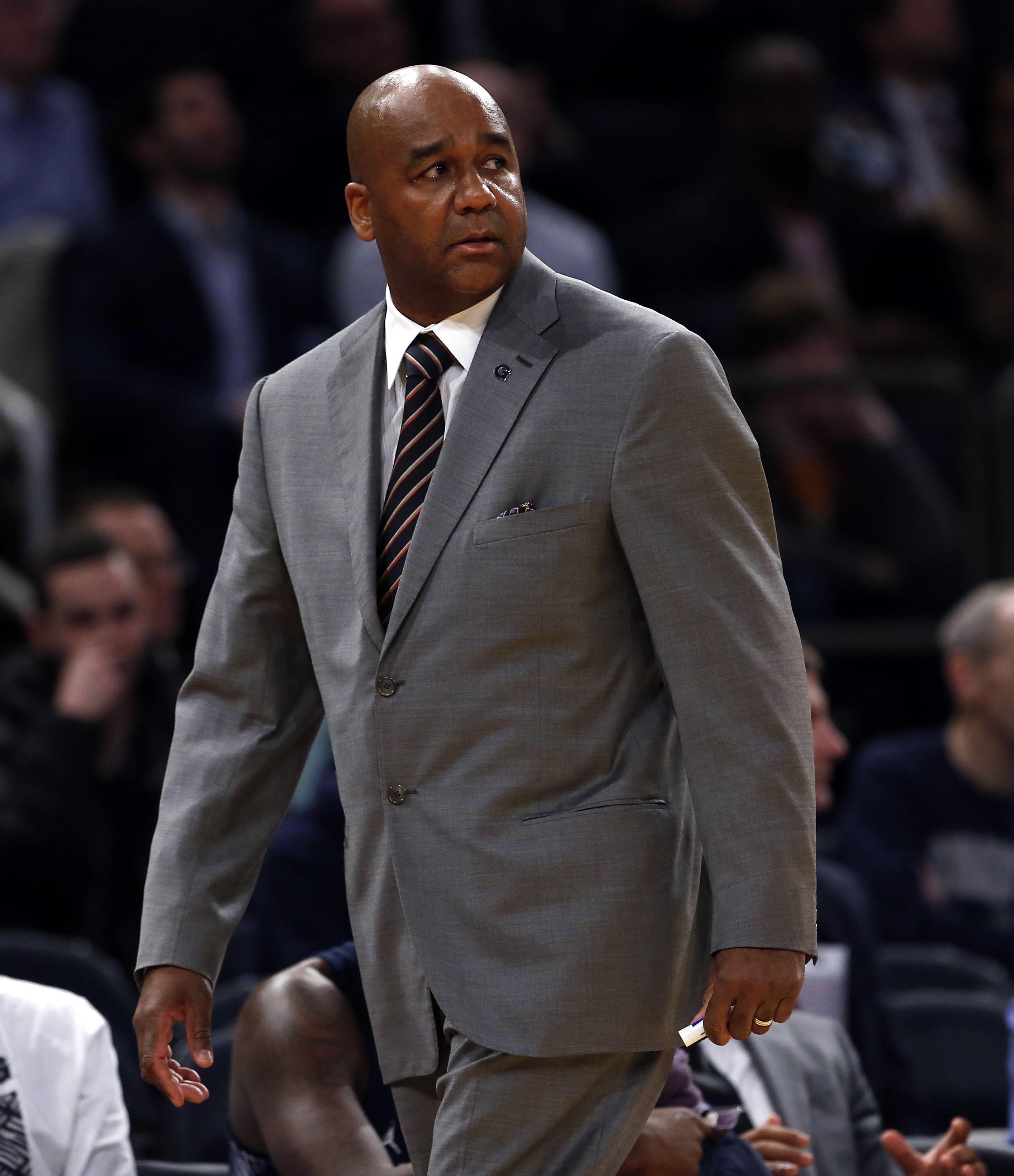 NCAA Basketball: Big East Conference Tournament-St. John's vs Georgetown