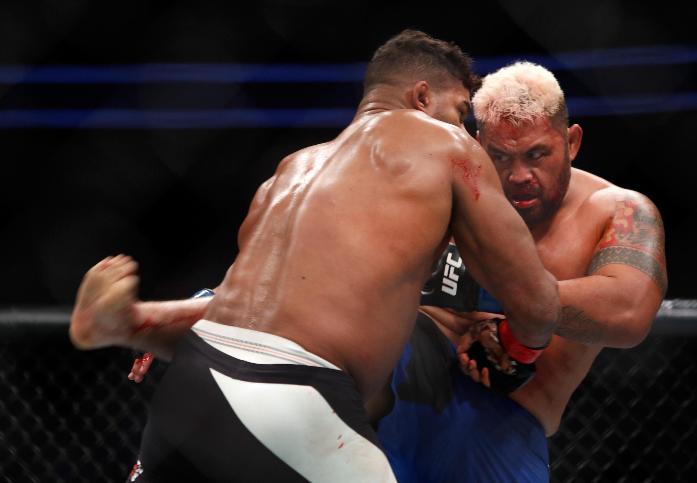 UFC 209: Overeem v Hunt