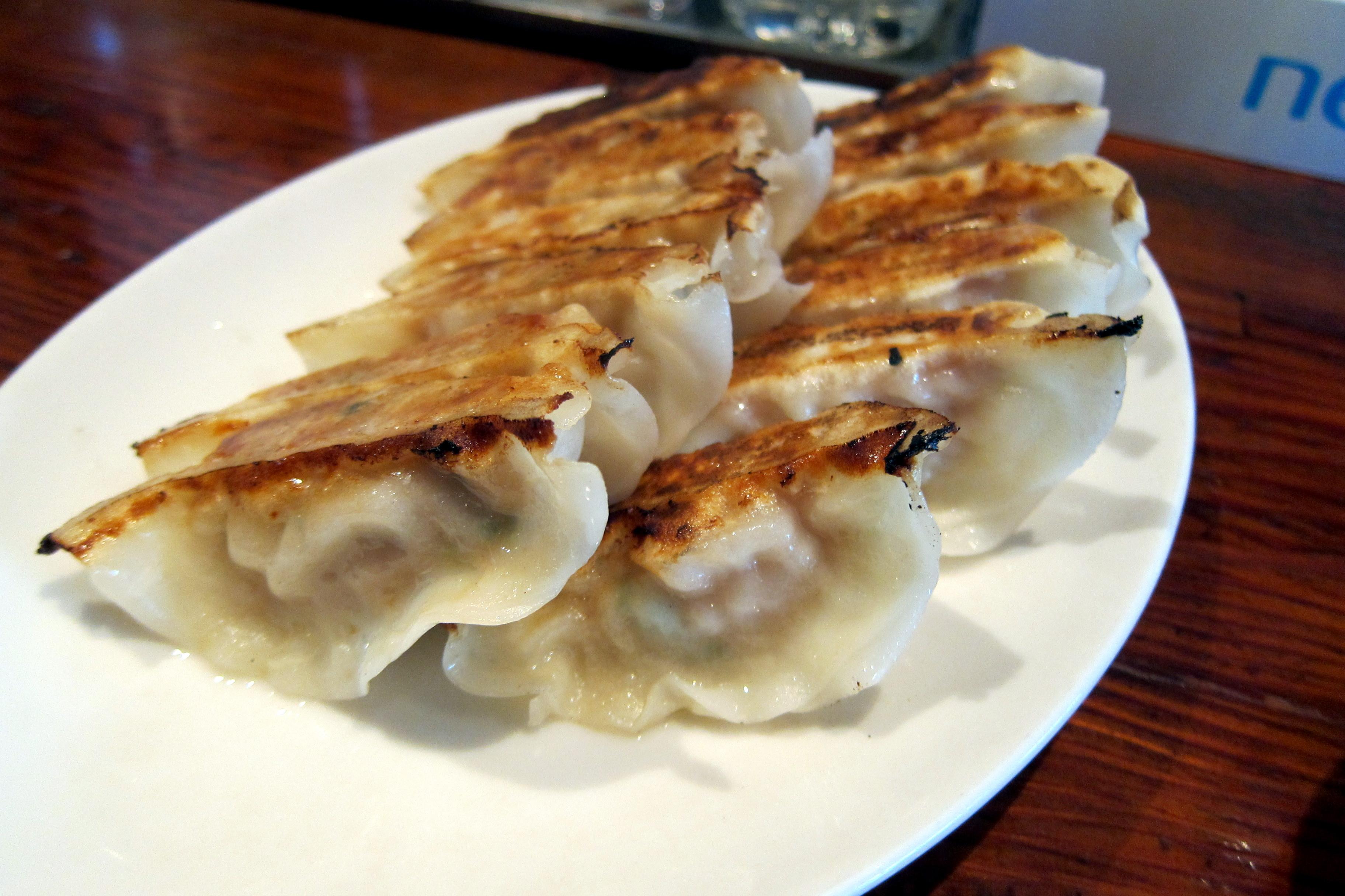 Where to Eat Gyoza in Tokyo