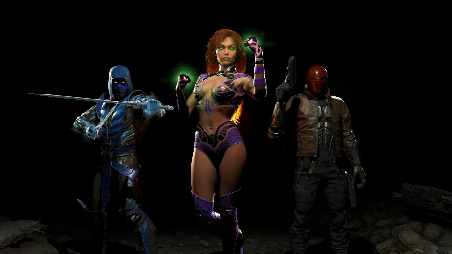 Injustice 2 Guide Characters Polygon
