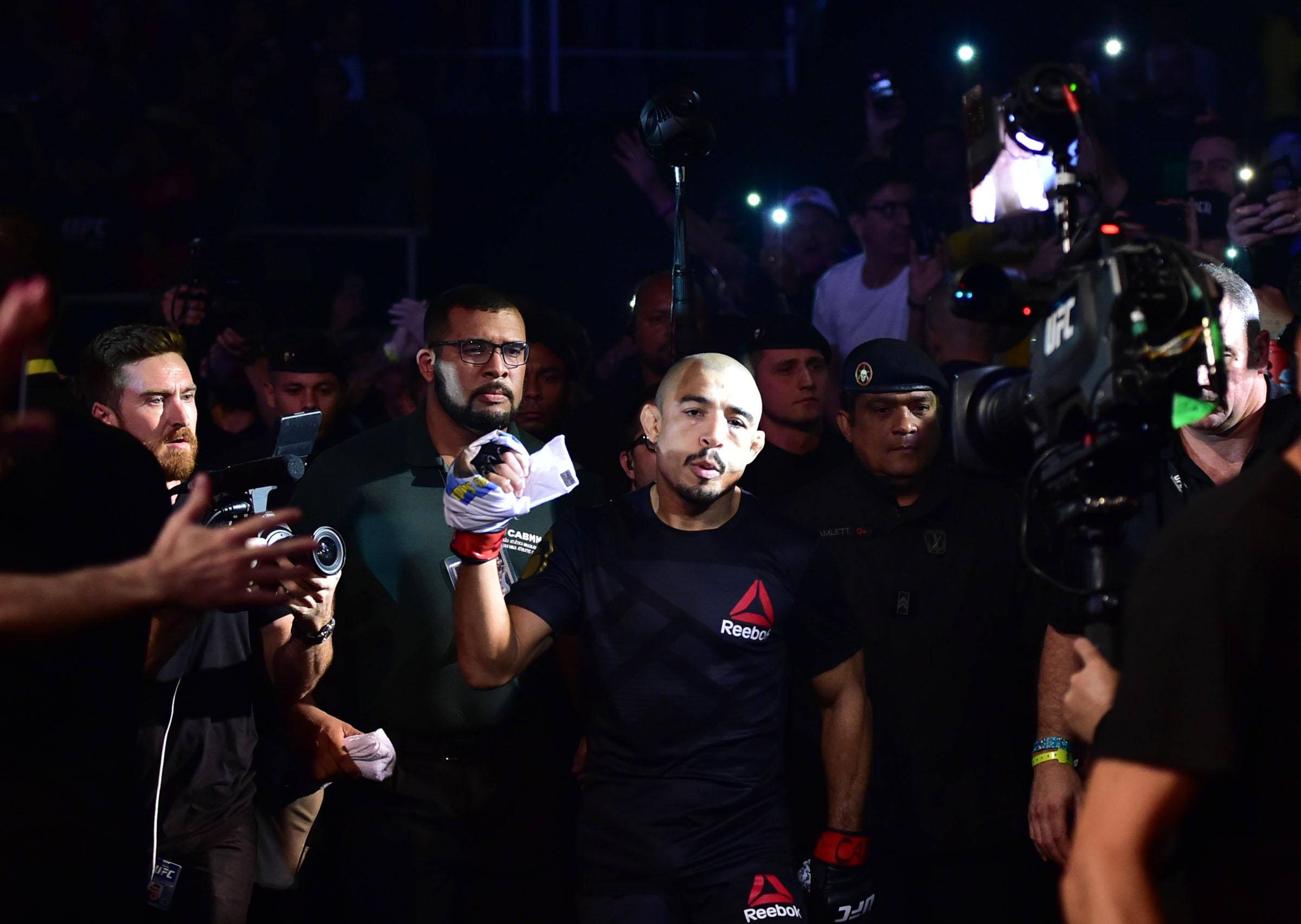 MMA: UFC 212-Aldo vs Hollway