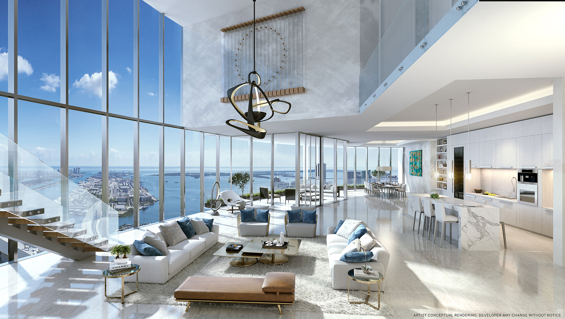 Paramount Miami launches dreamy penthouse collection