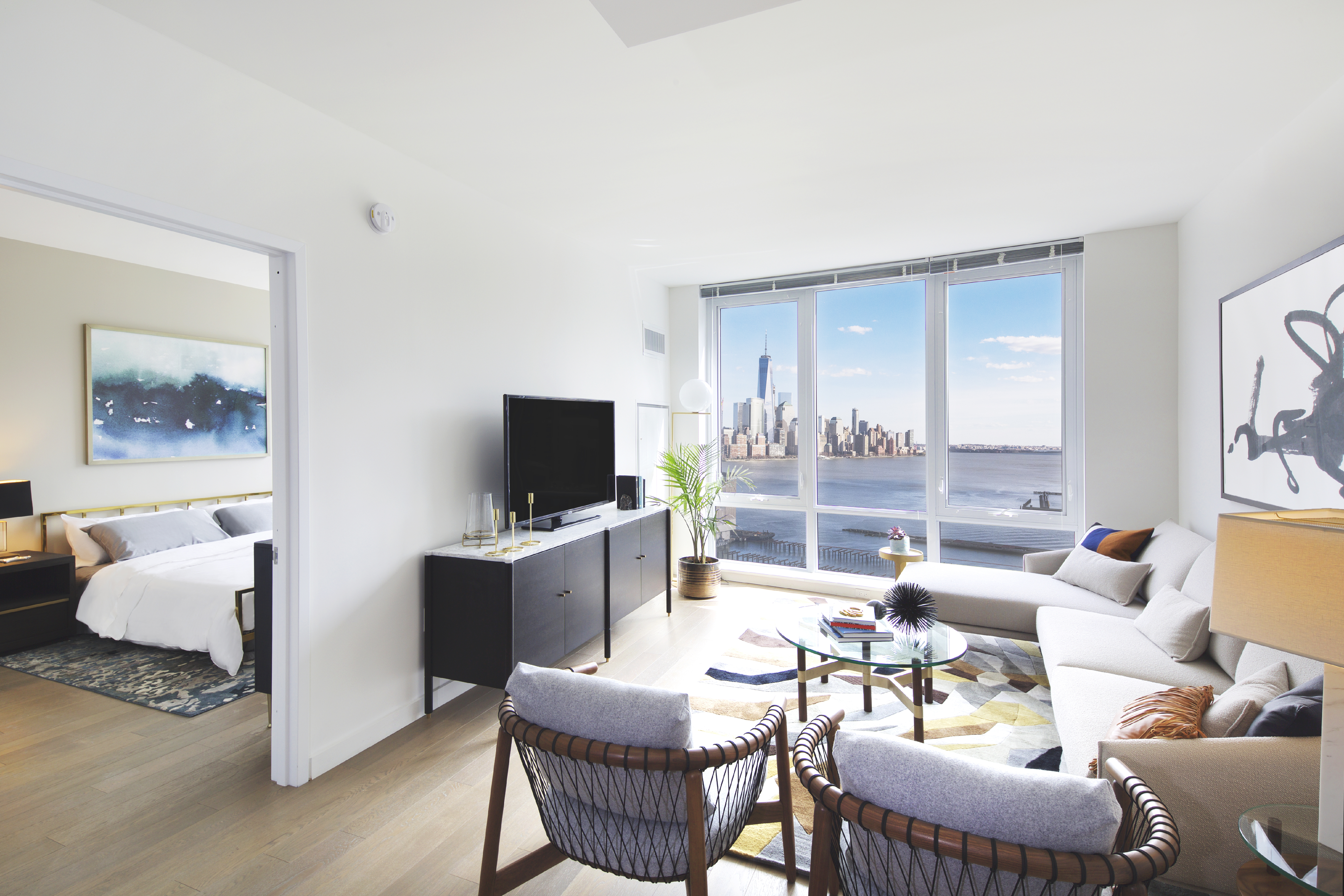 Apartment Building Inside nyc interior design - curbed ny