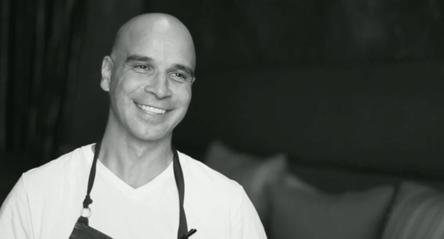 Mourad Lahlou, chef, Aziza