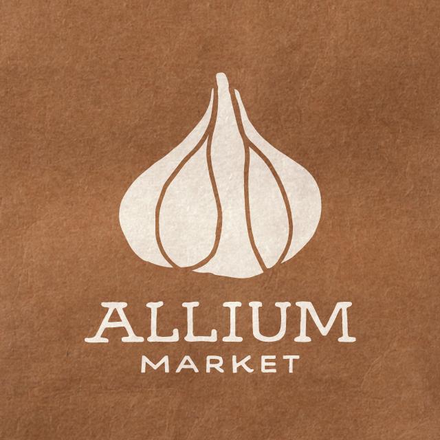 Allium Market logo