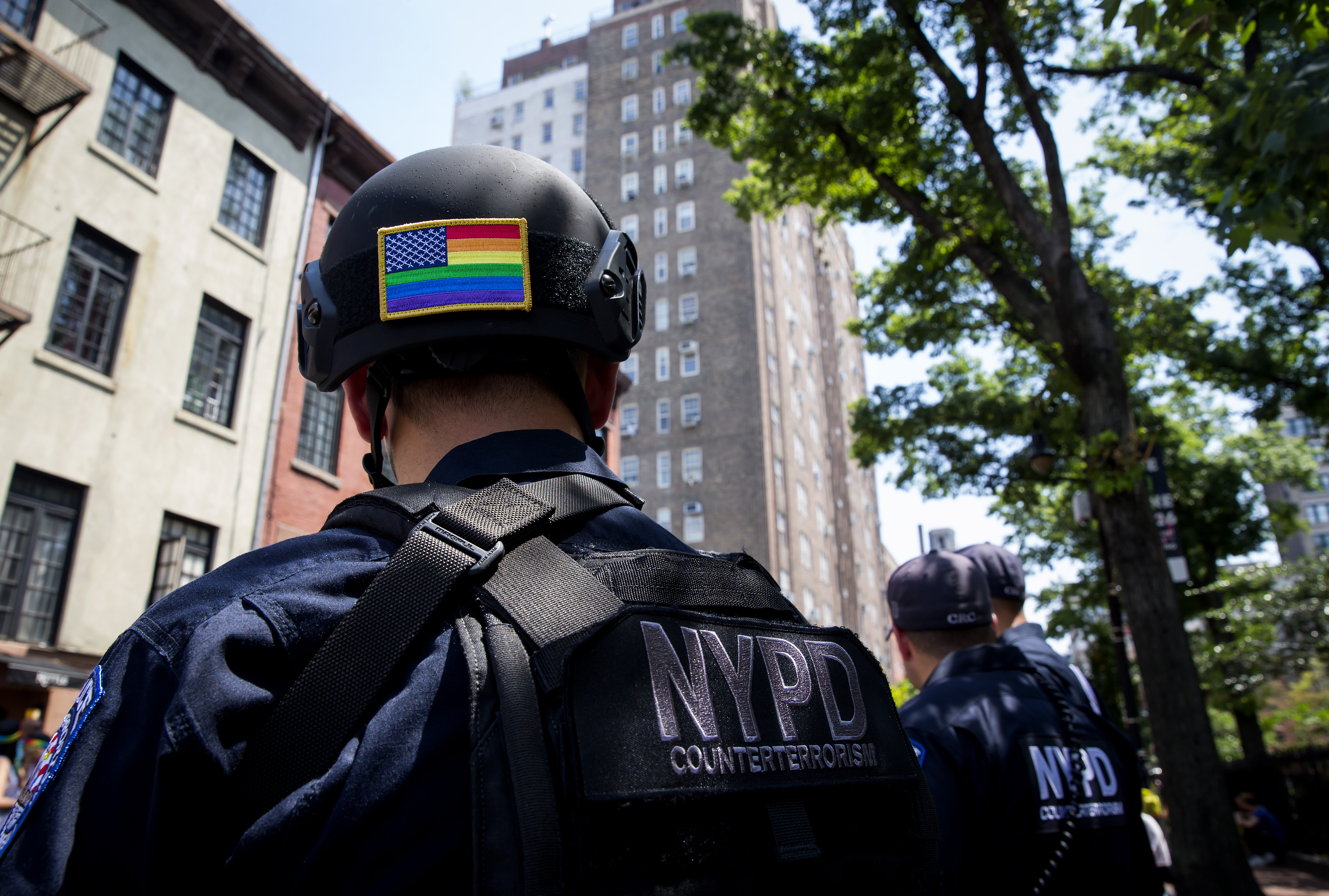 Police used to raid gay bars. Now they march in Pride parades.