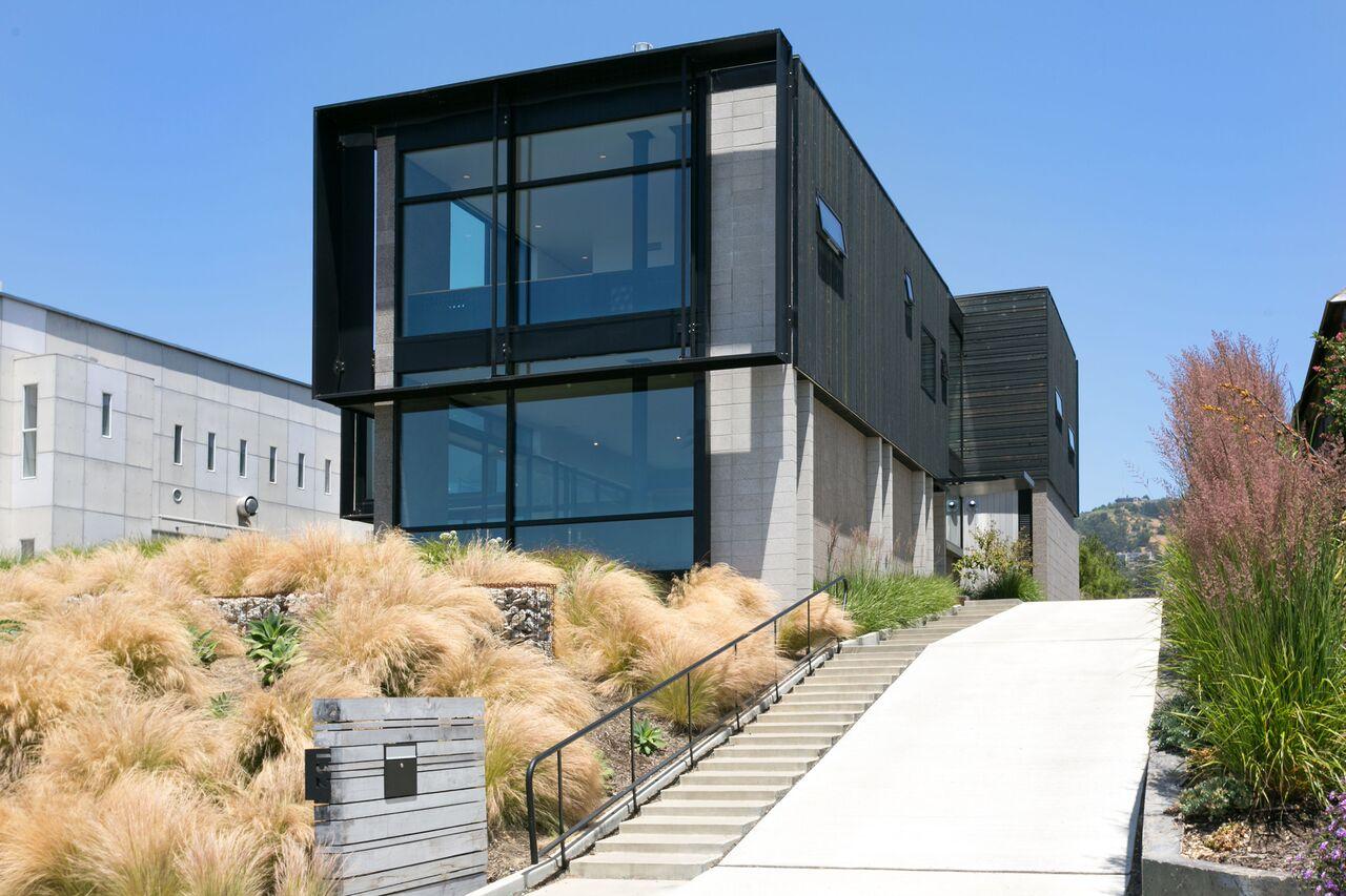 Ultra sleek, ultra noir Oakland Hills home asks $4.5 million