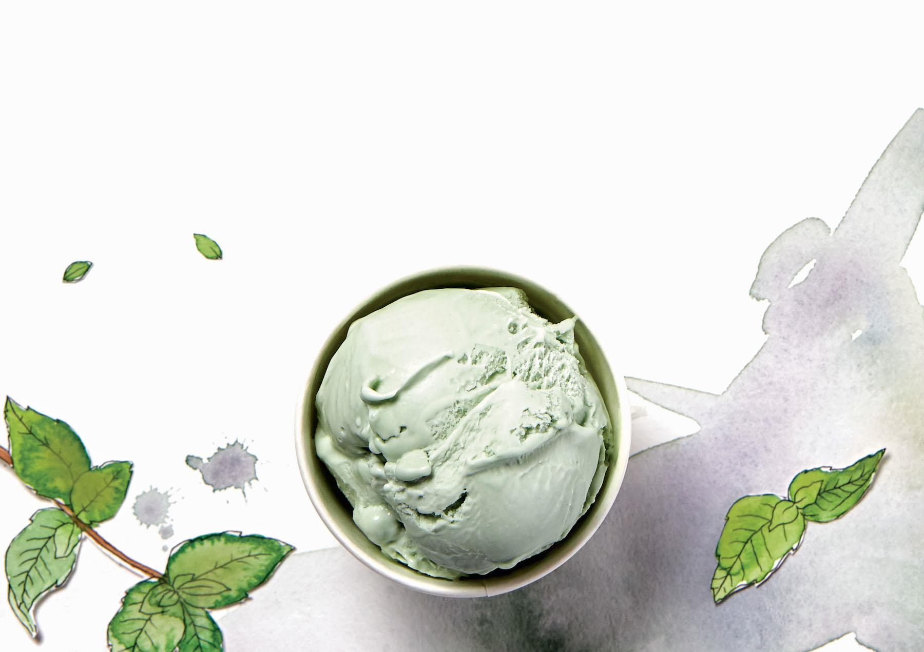 Blue apron techcrunch - Recipe A Cool And Creamy Peppermint Ice Cream