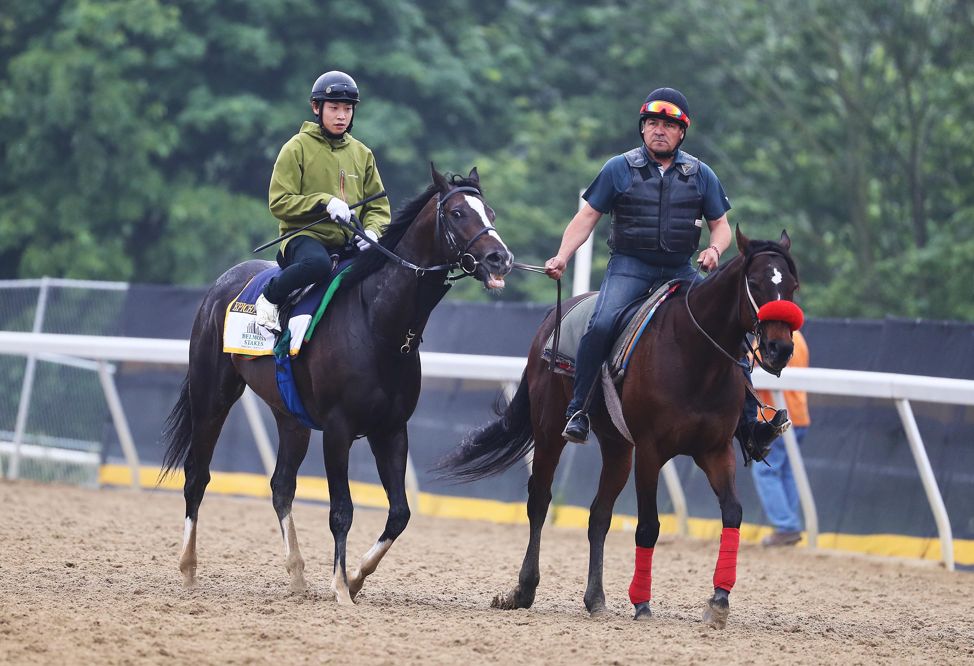 149th Belmont Stakes - Previews